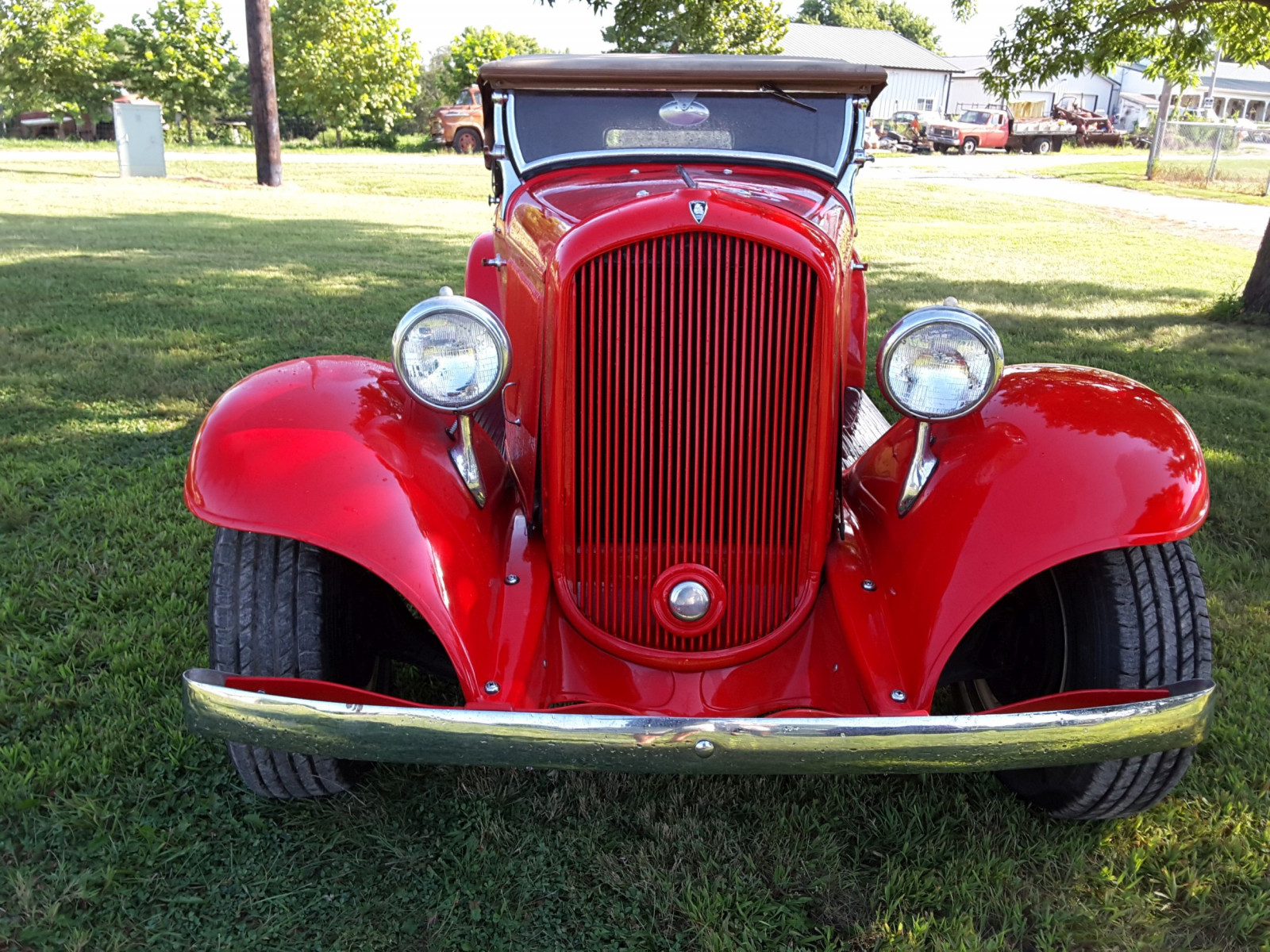 1932 Plymouth Sport Roadster Street rod - Image 2