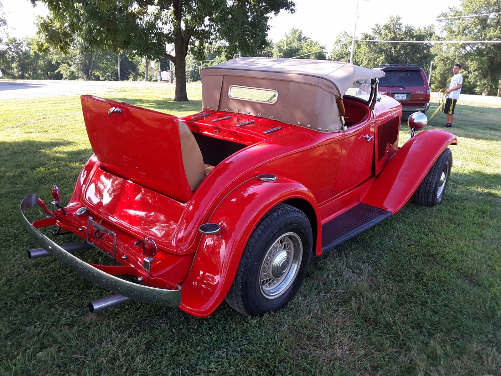 1932 Plymouth Sport Roadster Street rod - Image 7