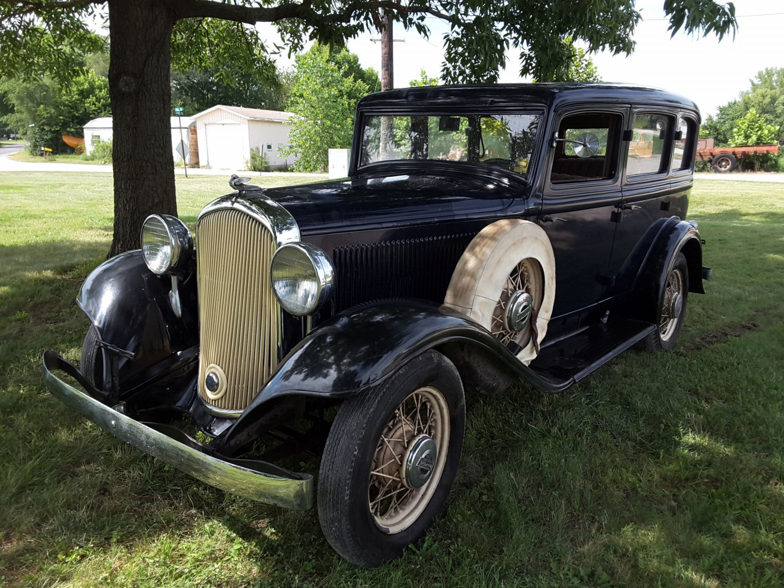 1932 Plymouth 4dr Sedan - Image 1