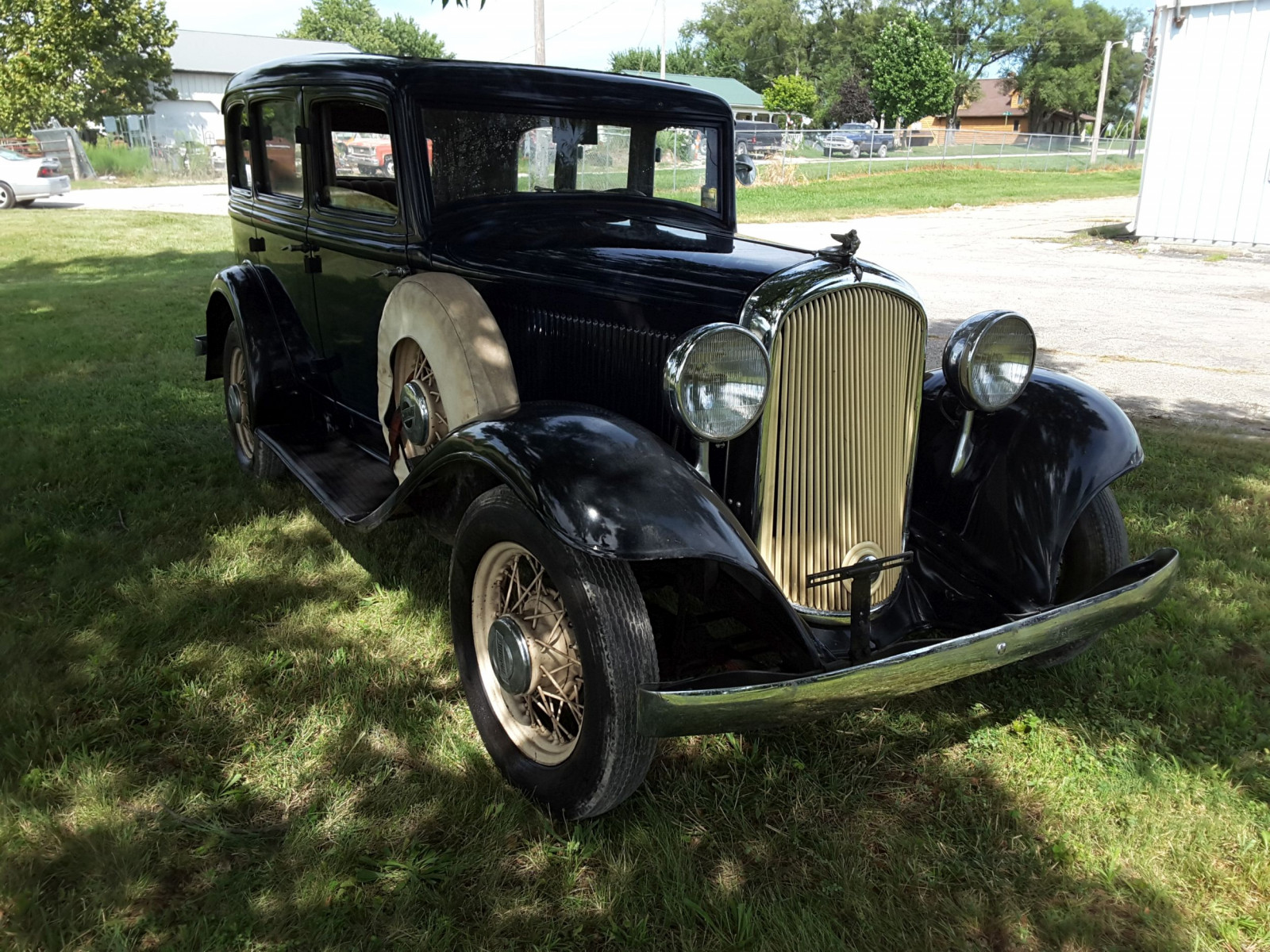 1932 Plymouth 4dr Sedan - Image 2