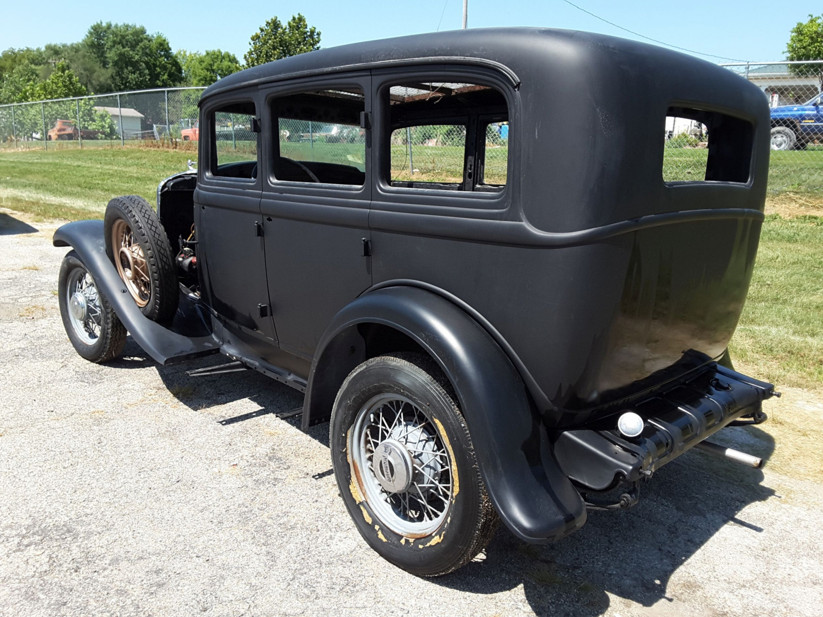 1932 Plymouth 4dr Sedan - Image 4
