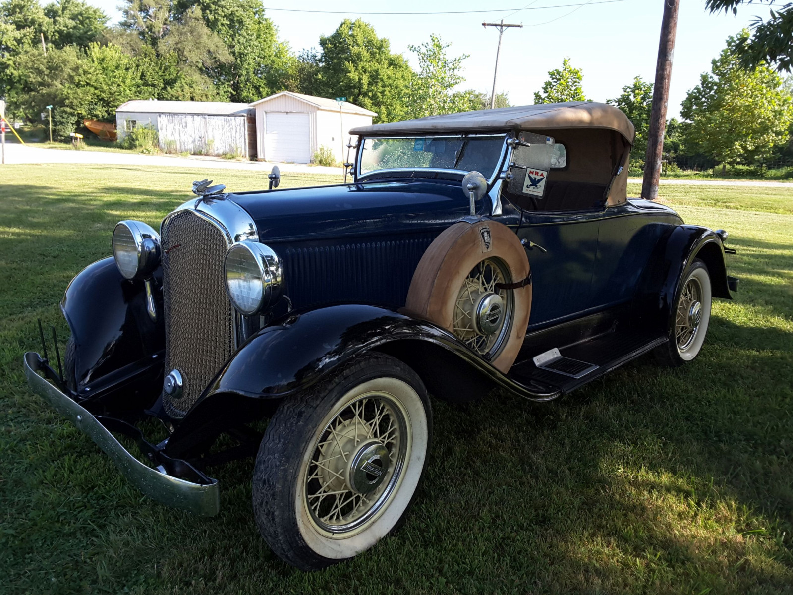 1932 Plymouth Sport Roadster - Image 1