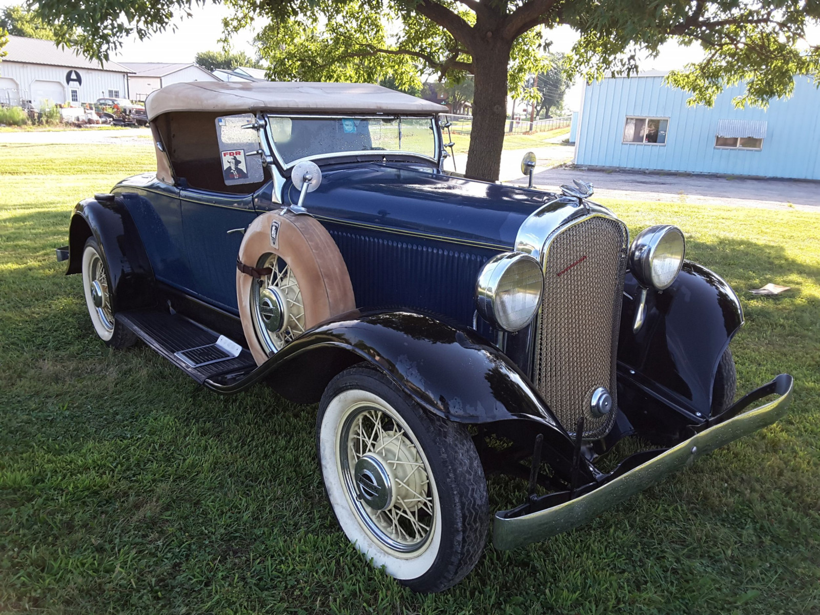 1932 Plymouth Sport Roadster - Image 3