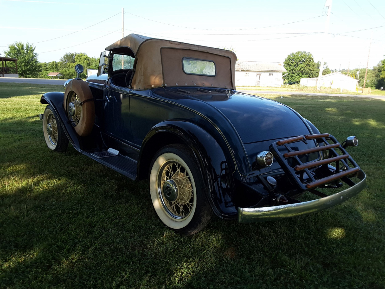 1932 Plymouth Sport Roadster - Image 5