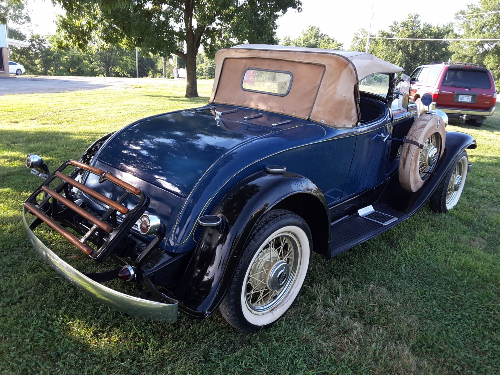 1932 Plymouth Sport Roadster - Image 7