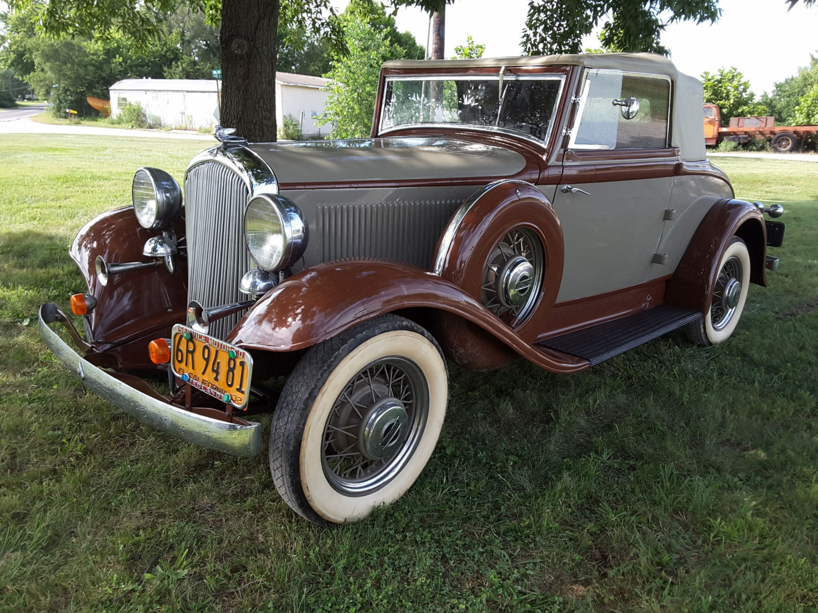 1932 Plymouth Convertible Coupe - Image 1