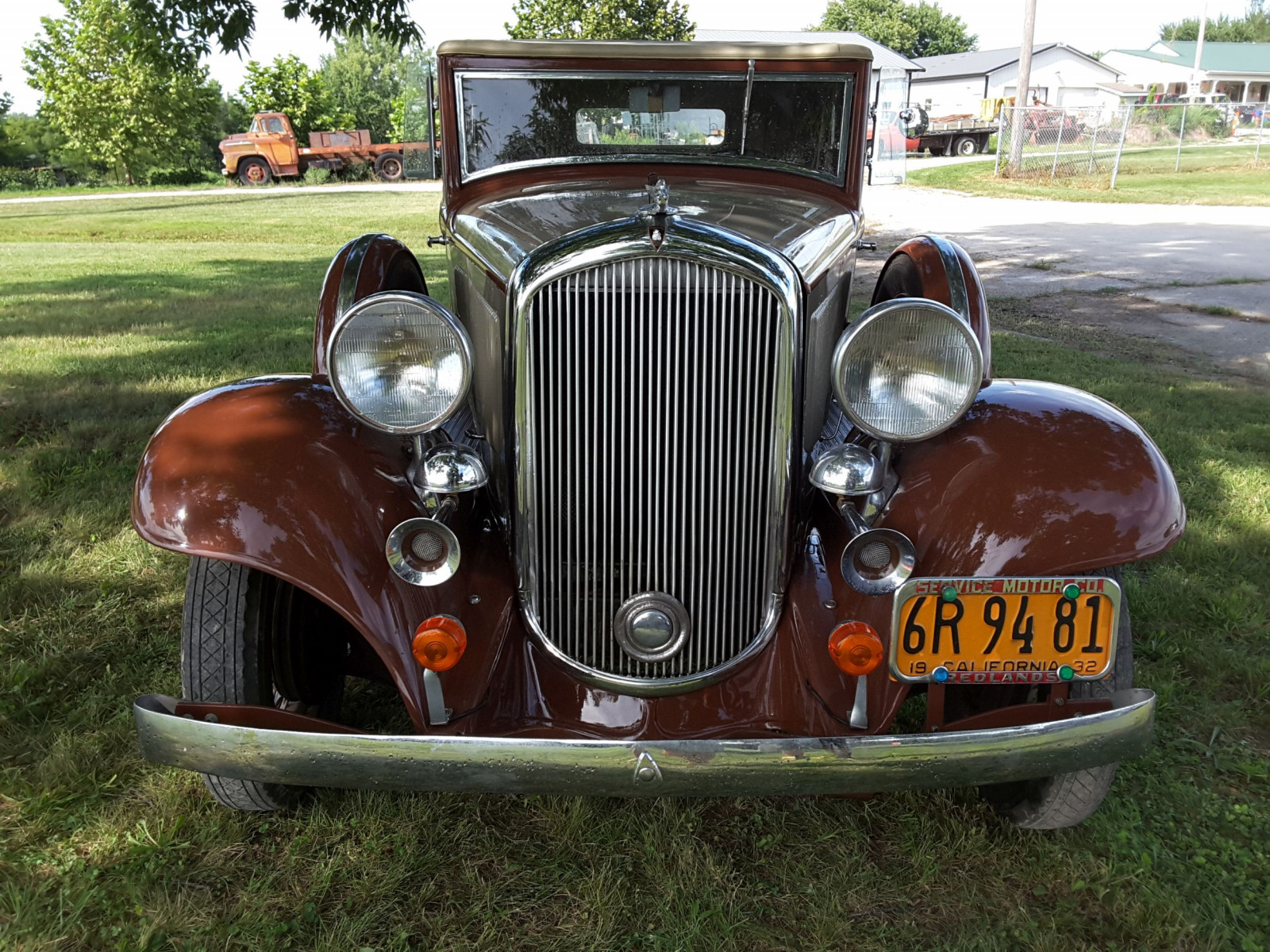 1932 Plymouth Convertible Coupe - Image 2