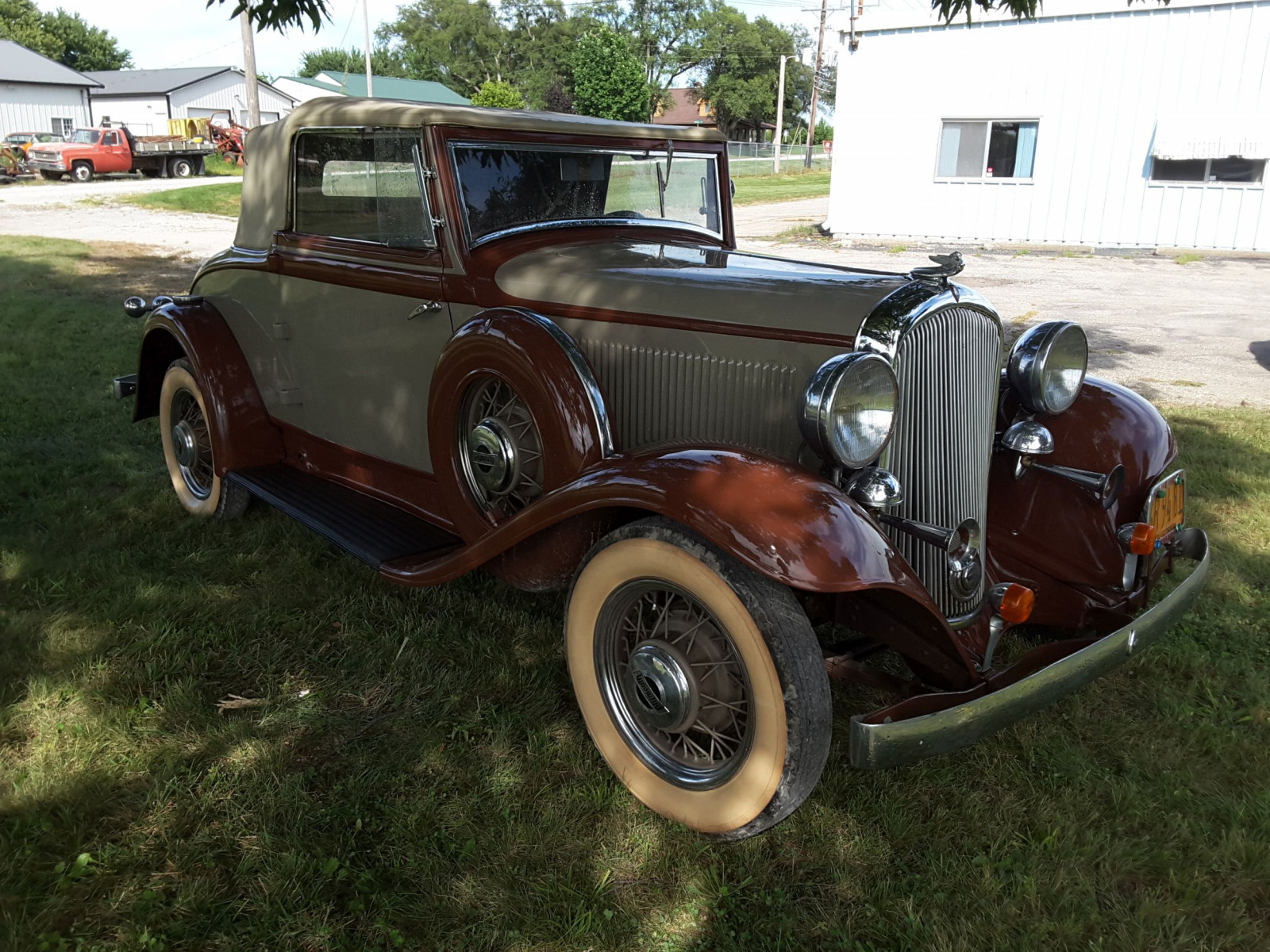 1932 Plymouth Convertible Coupe - Image 3