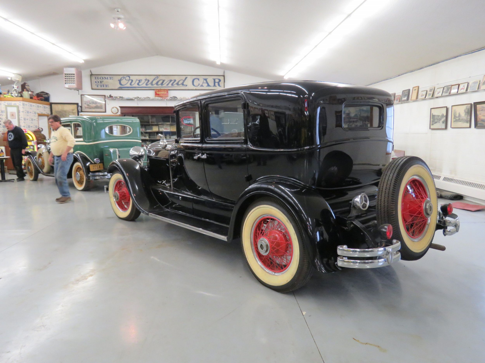 1929 Lincoln Model L 4dr Sedan - Image 10