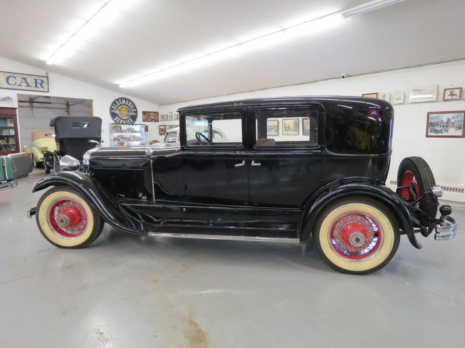 1929 Lincoln Model L 4dr Sedan - Image 11
