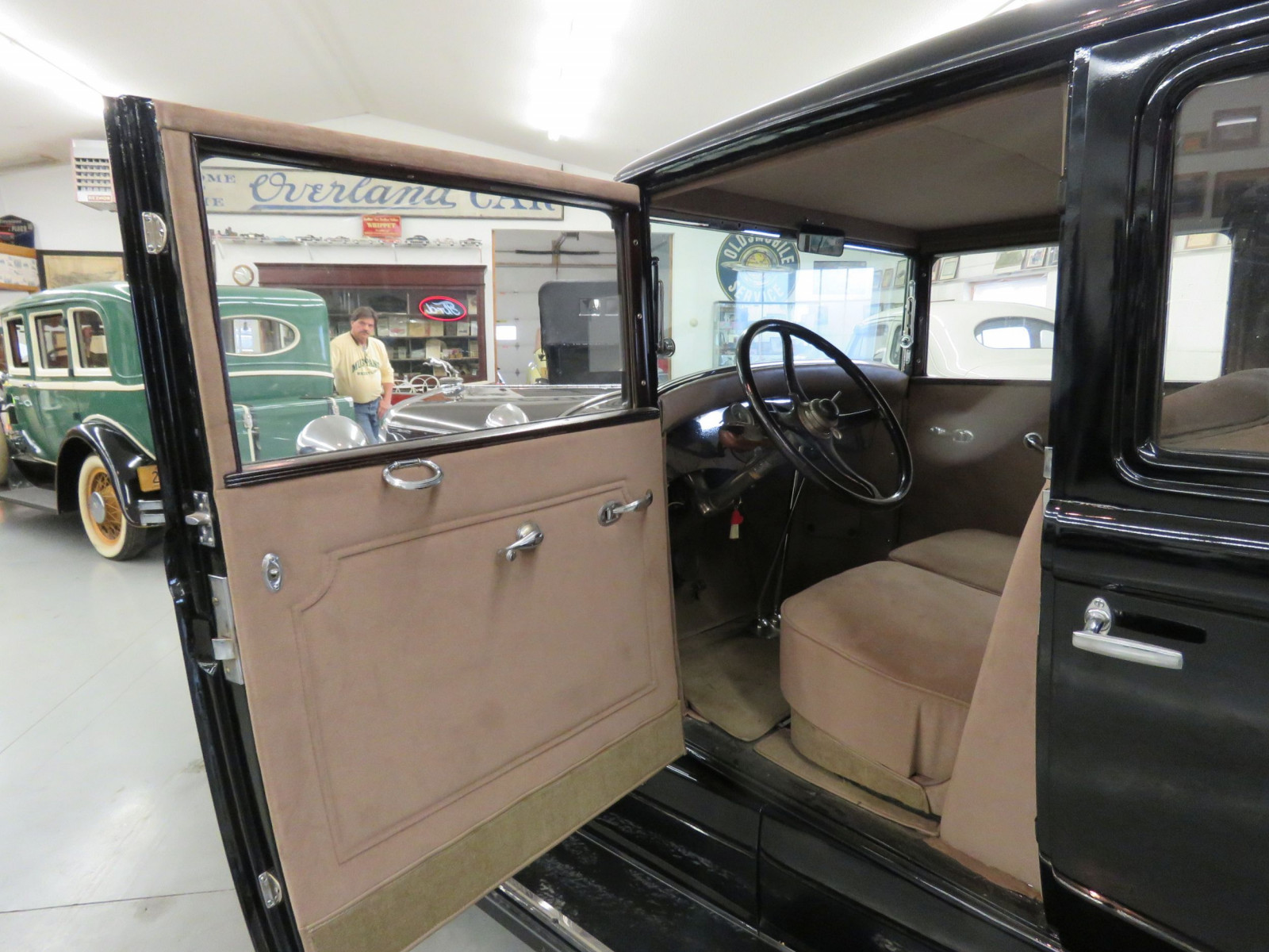 1929 Lincoln Model L 4dr Sedan - Image 17