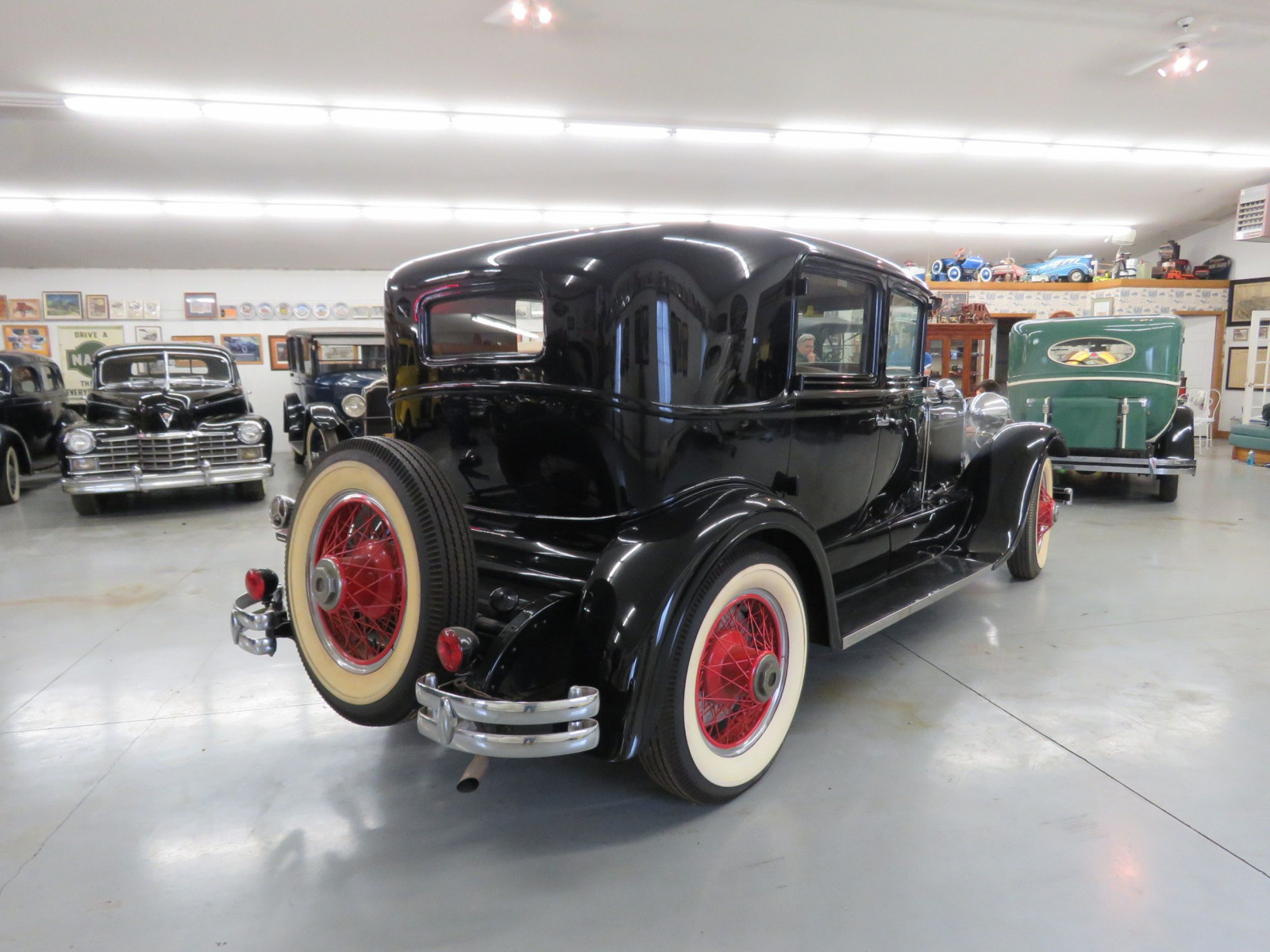 1929 Lincoln Model L 4dr Sedan - Image 6