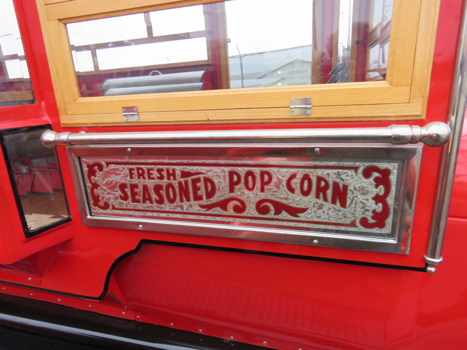 1928 Ford Model AA Popcorn Truck - Image 10