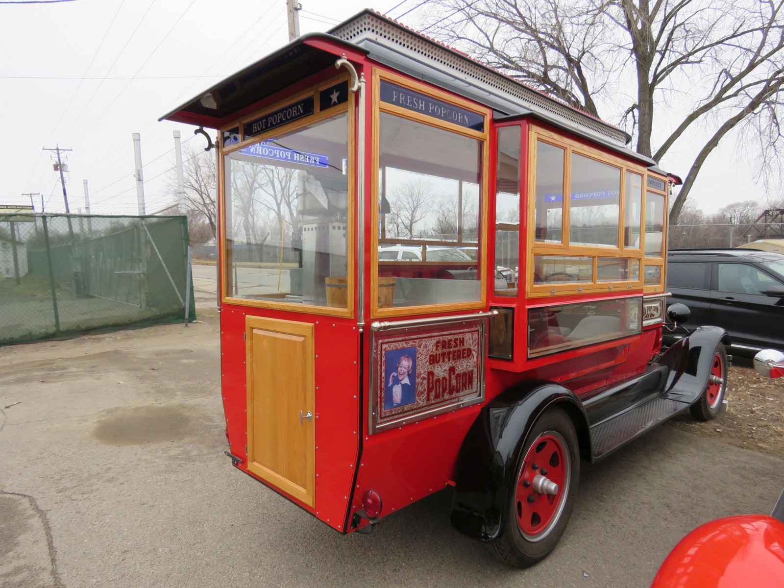 1928 Ford Model AA Popcorn Truck - Image 11