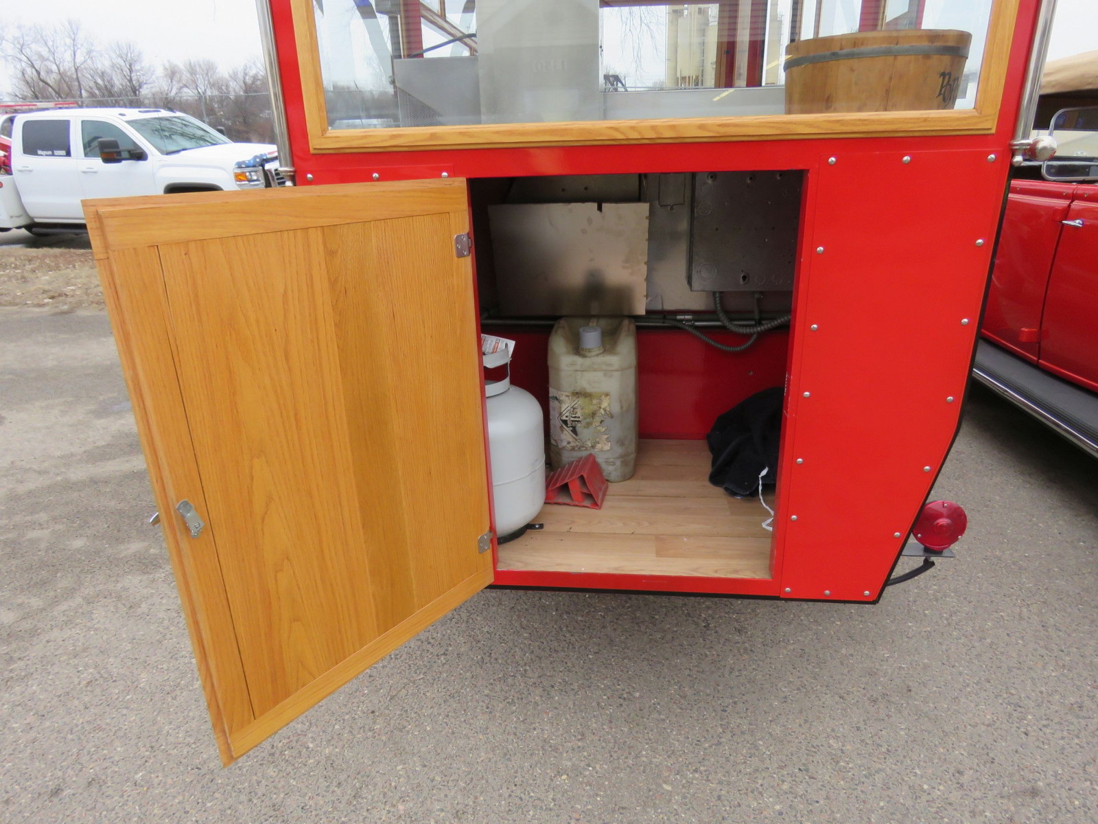 1928 Ford Model AA Popcorn Truck - Image 12