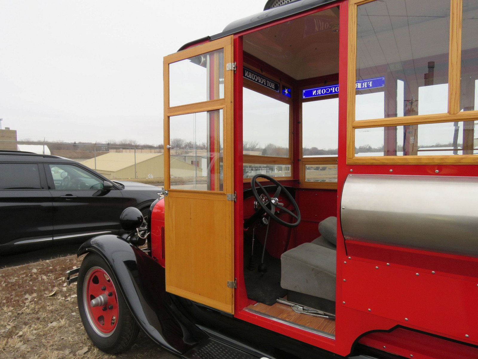 1928 Ford Model AA Popcorn Truck - Image 14
