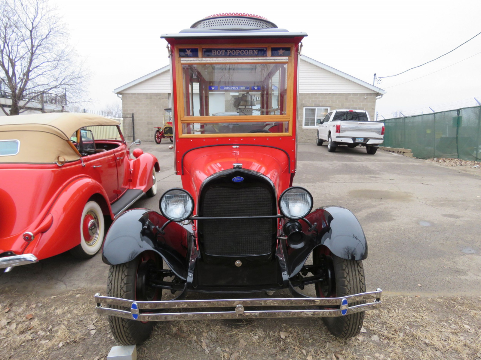 1928 Ford Model AA Popcorn Truck - Image 3