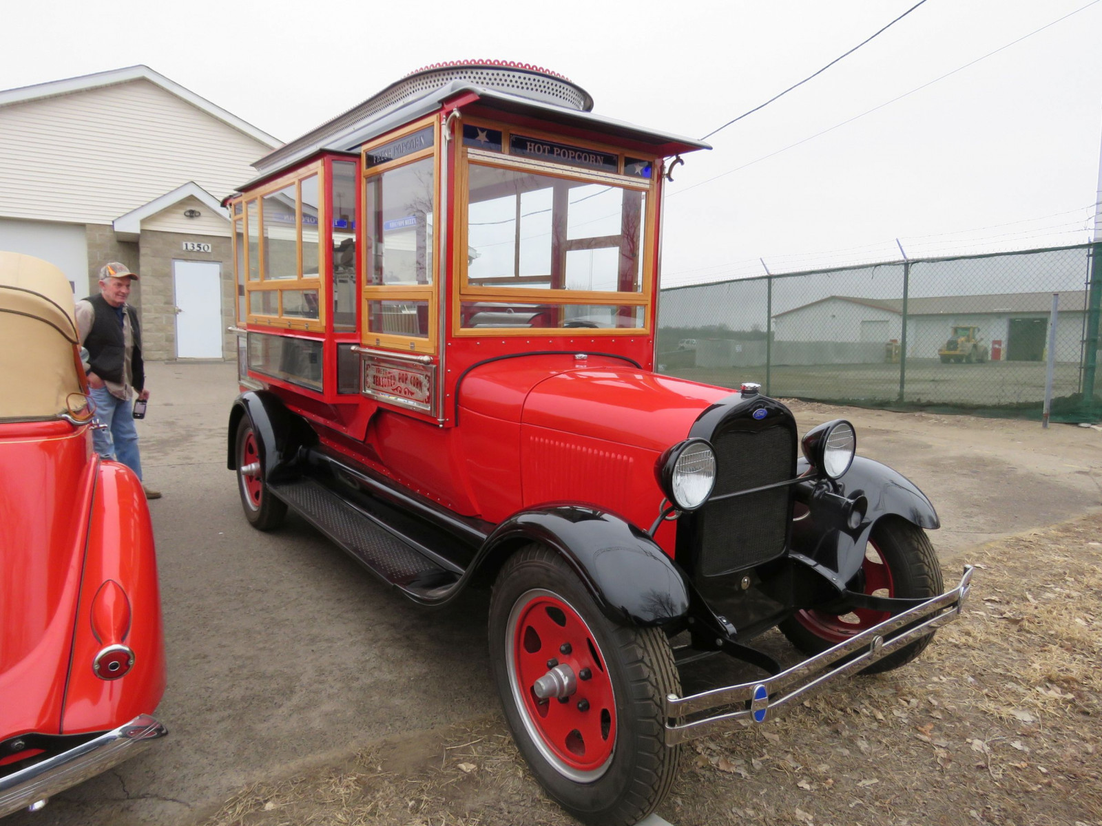 1928 Ford Model AA Popcorn Truck - Image 5