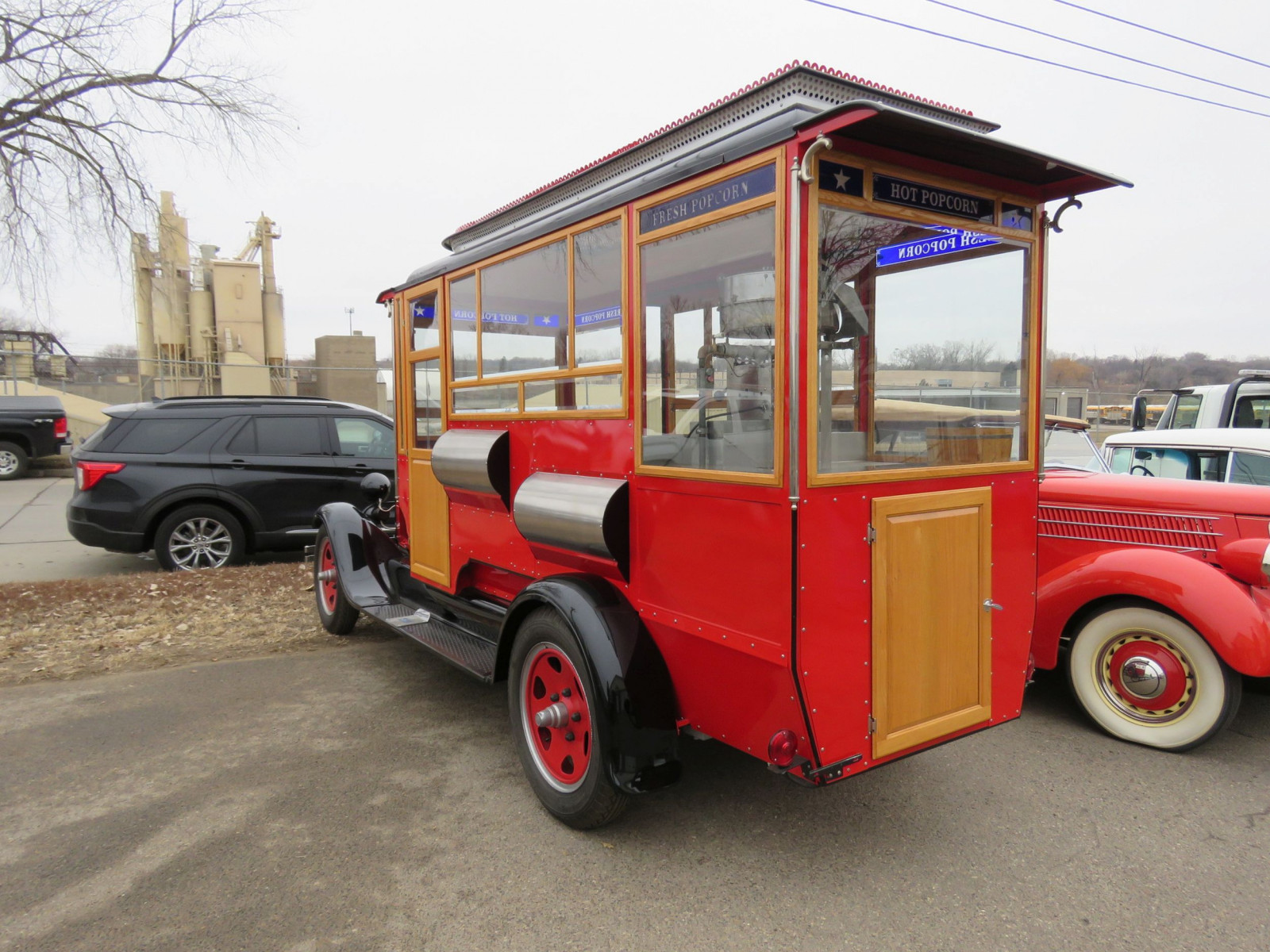 1928 Ford Model AA Popcorn Truck - Image 8