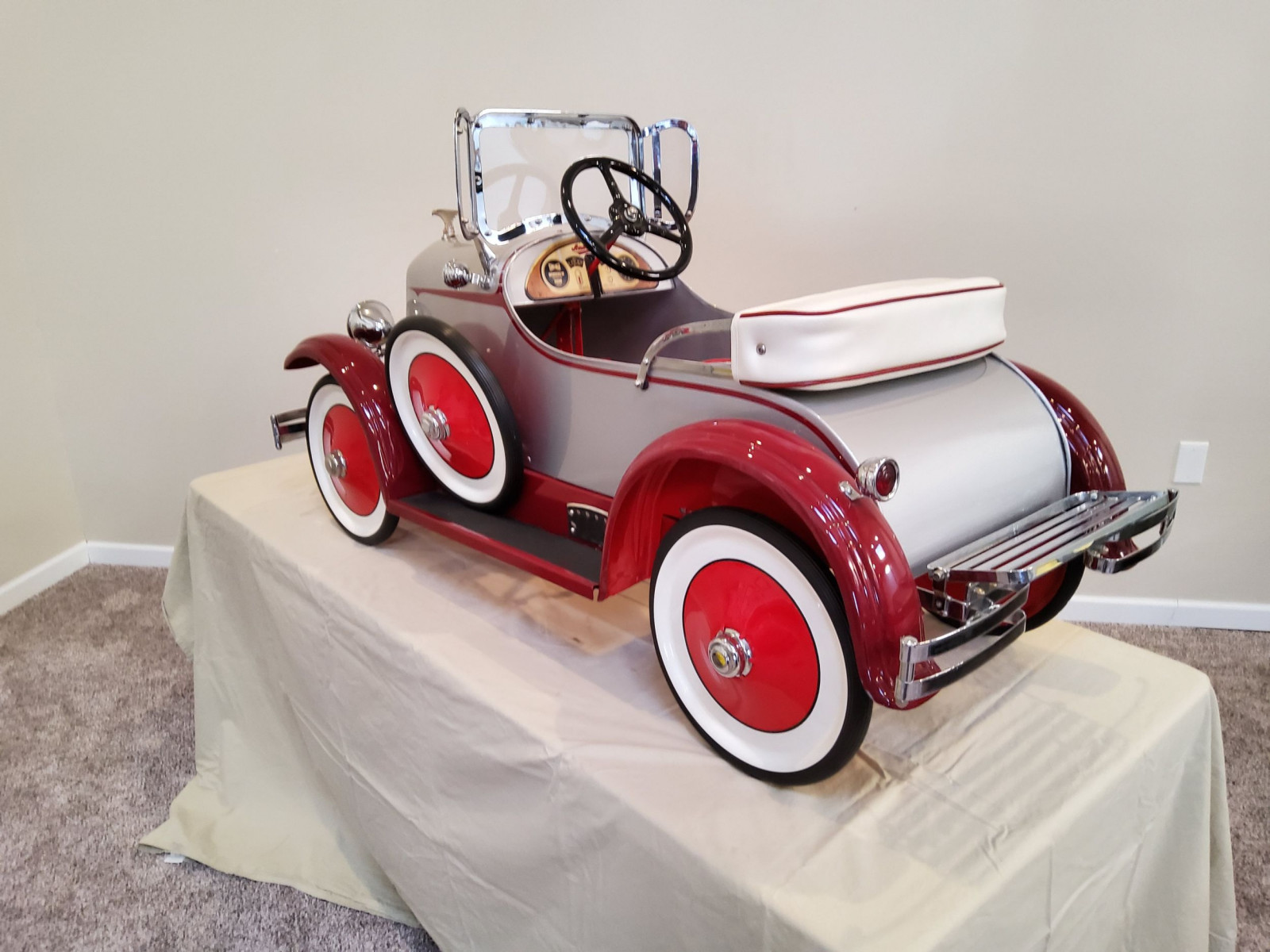 1920's American National Pedal Car - Image 4
