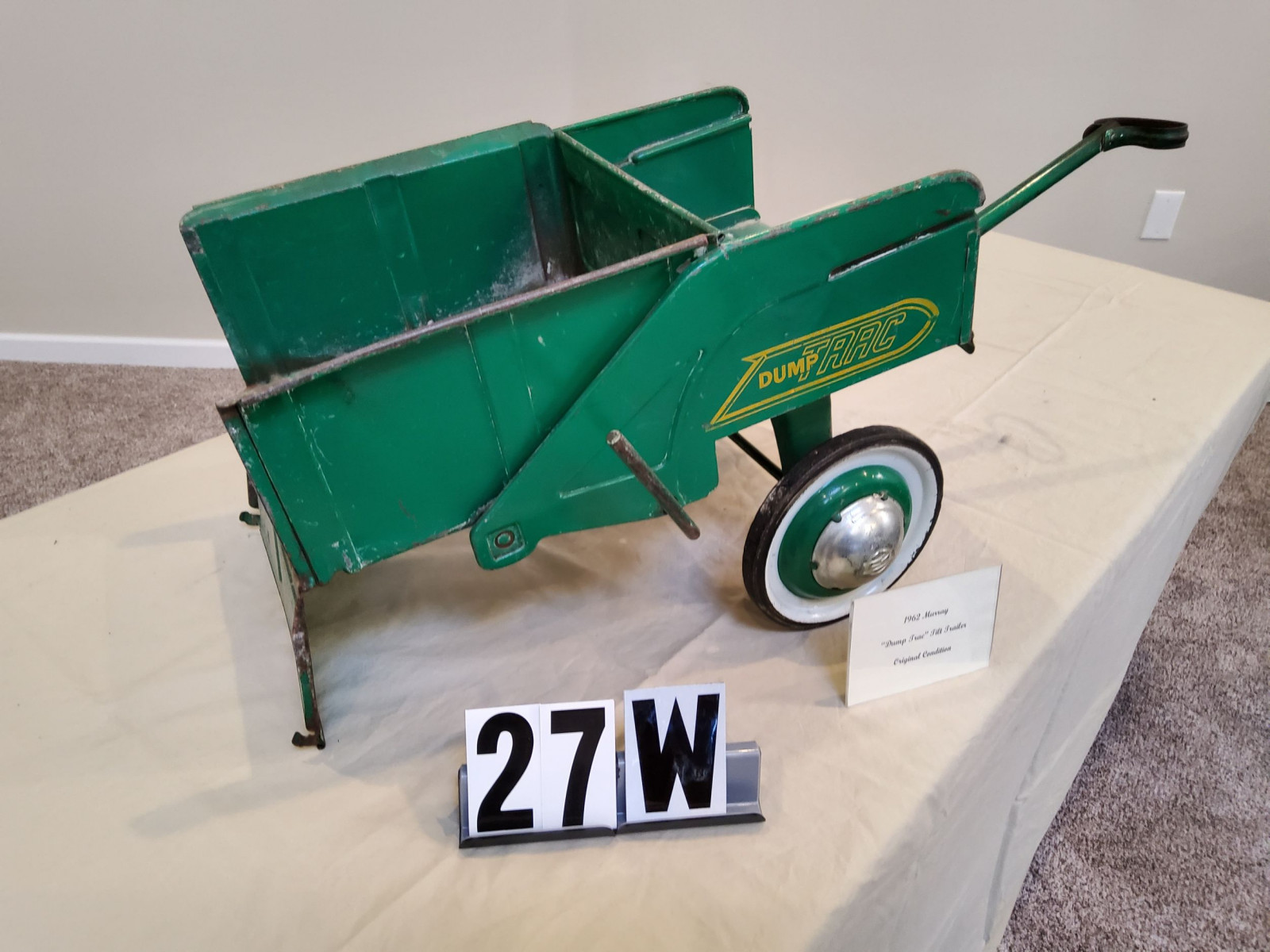 1962 Murray wagon Pedal Car - Image 1