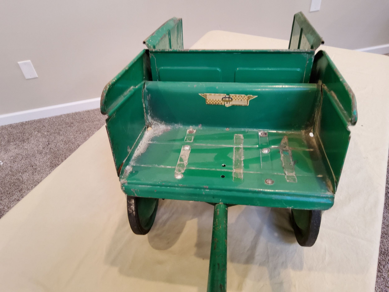 1962 Murray wagon Pedal Car - Image 5