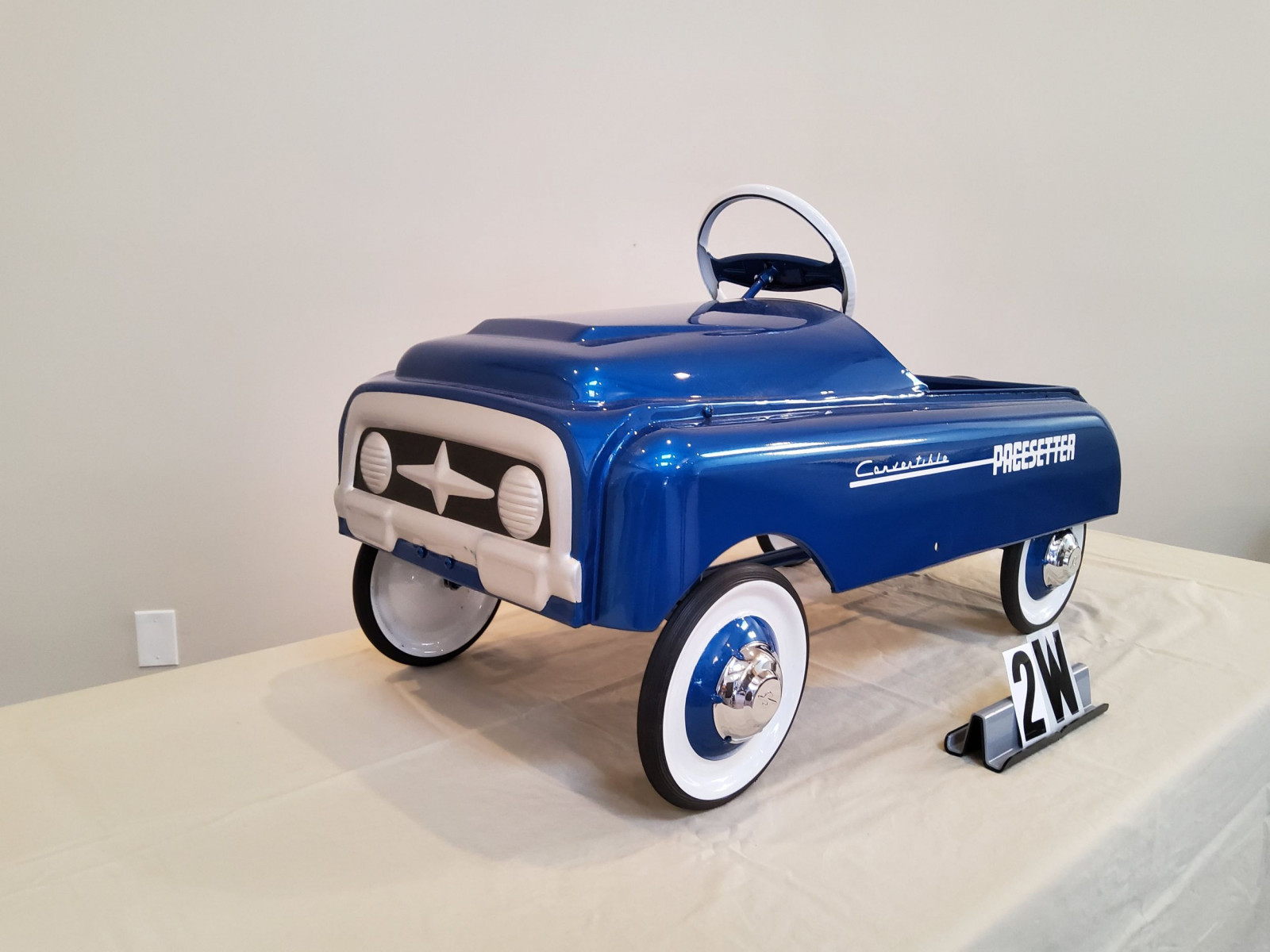 Pacesetter Convertible Pedal Car - Image 2