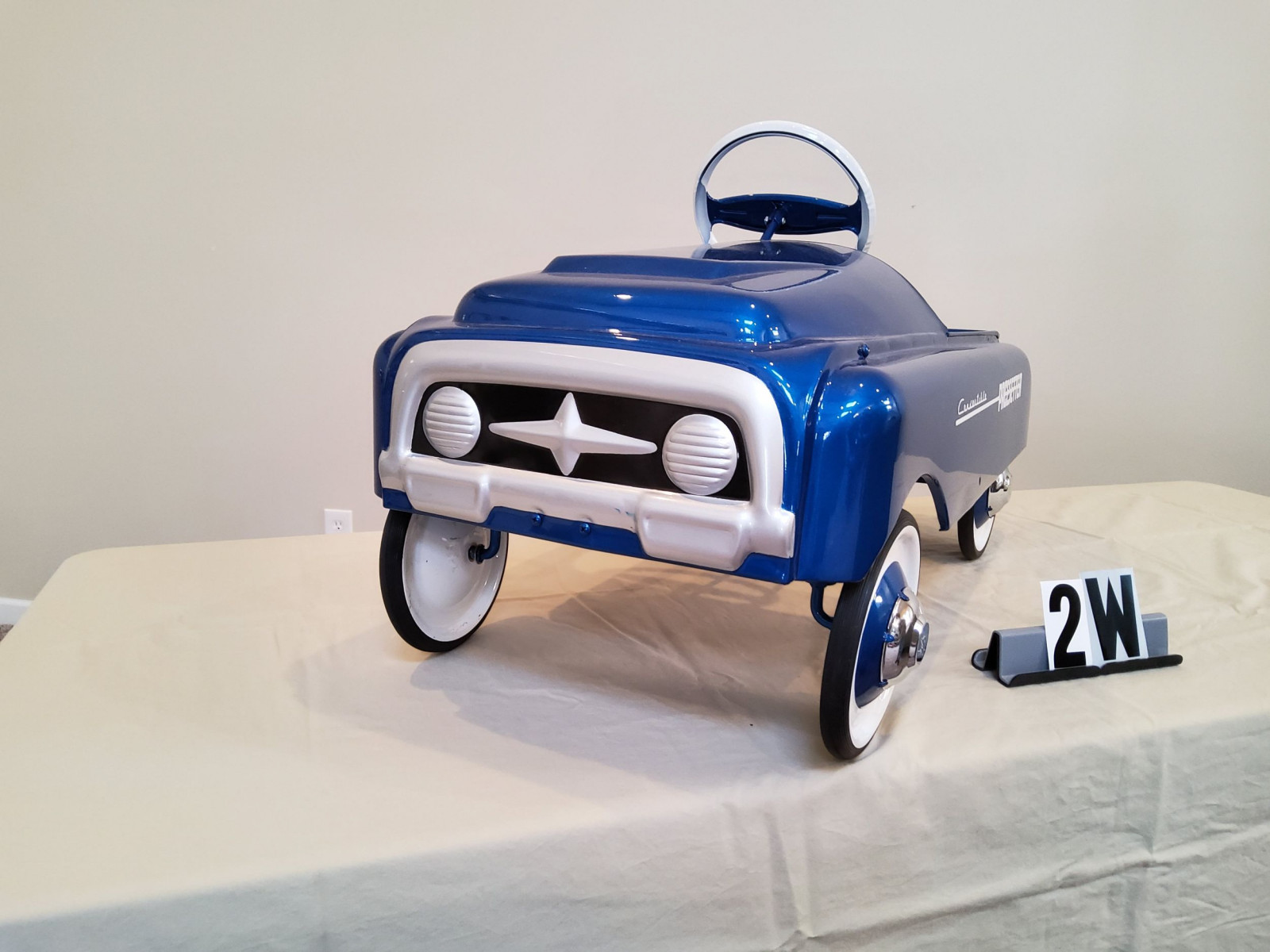 Pacesetter Convertible Pedal Car - Image 3