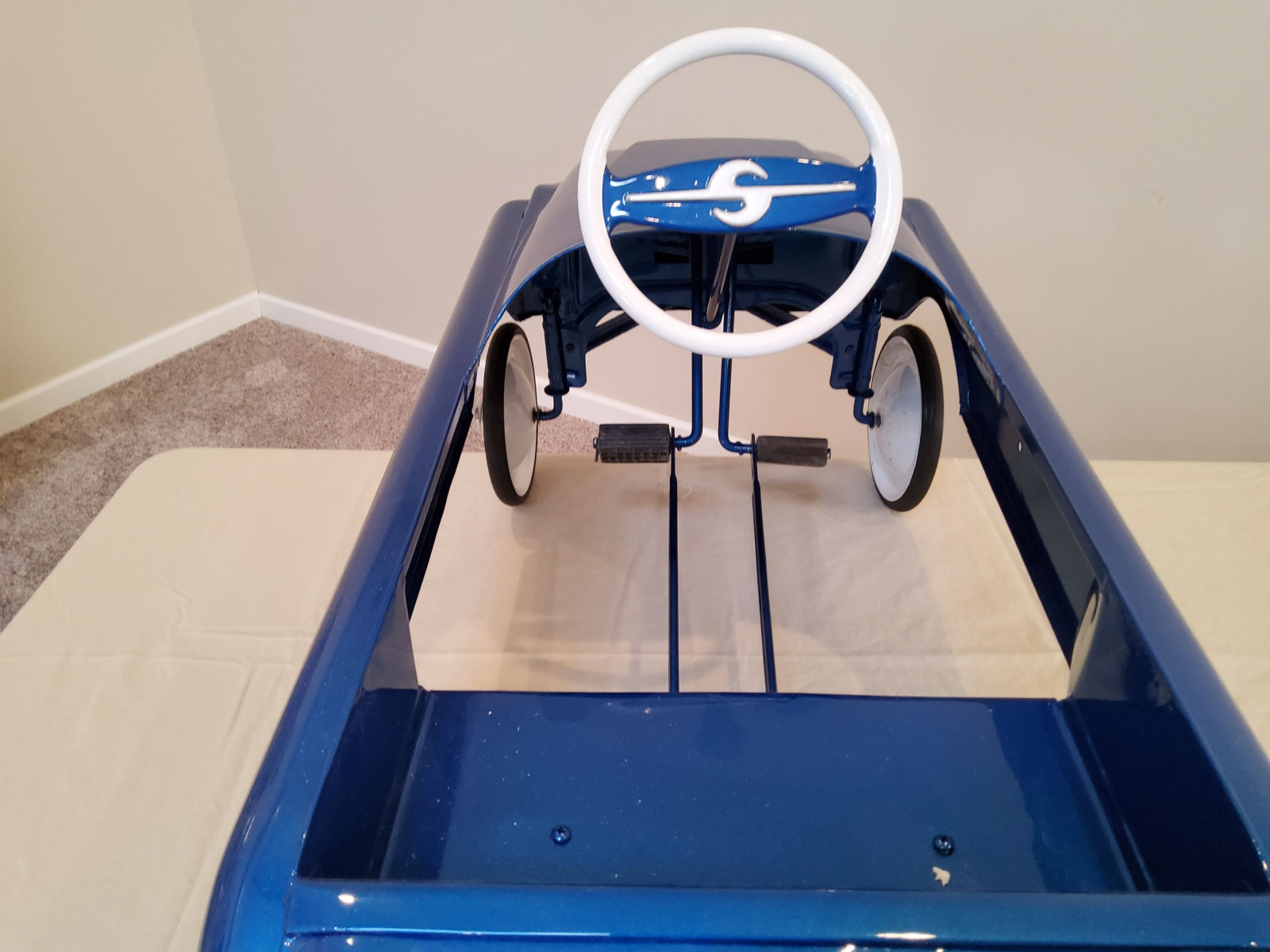 Pacesetter Convertible Pedal Car - Image 5