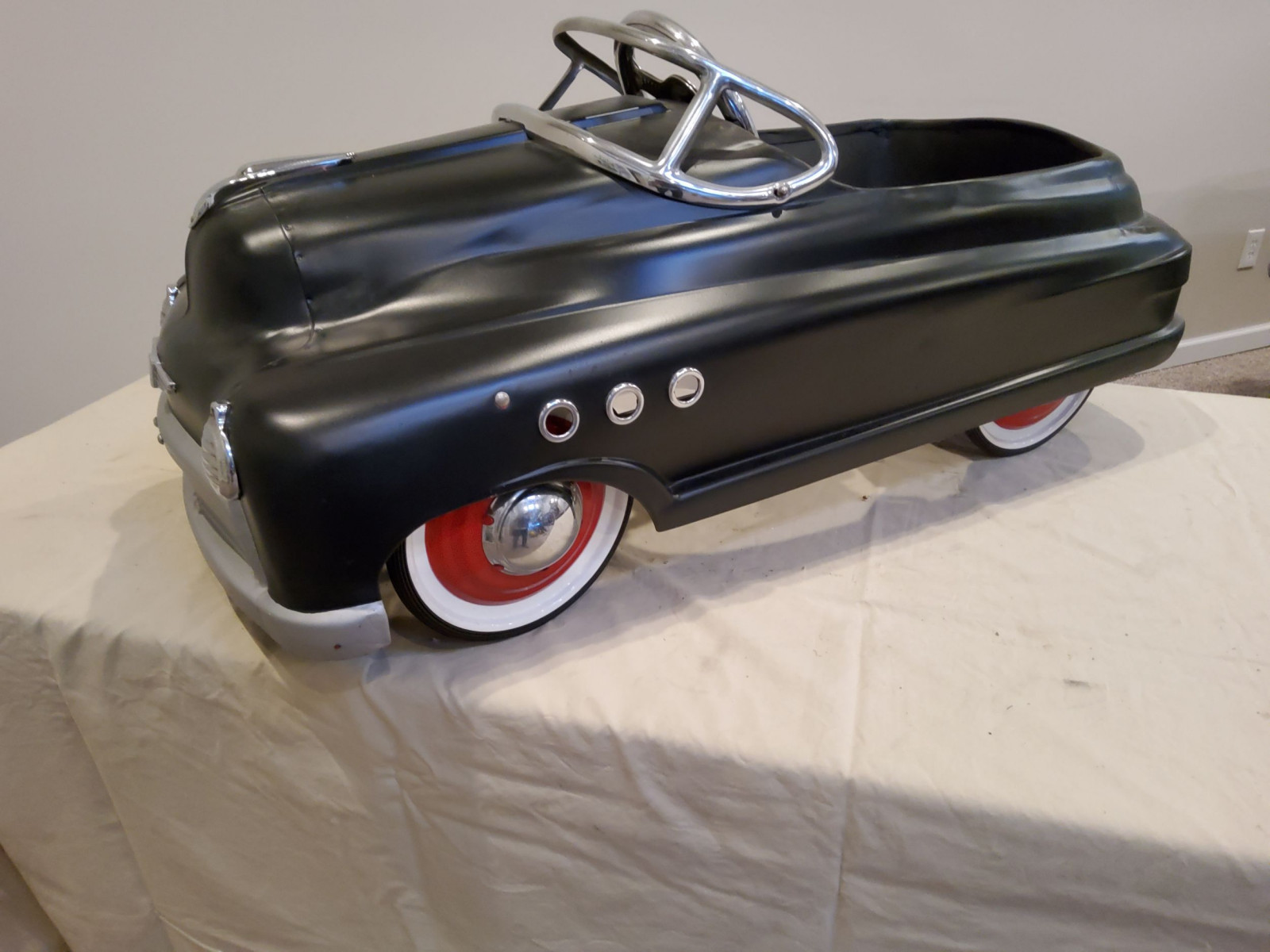 1961 Murray Low Rider Custom Pedal Car - Image 4