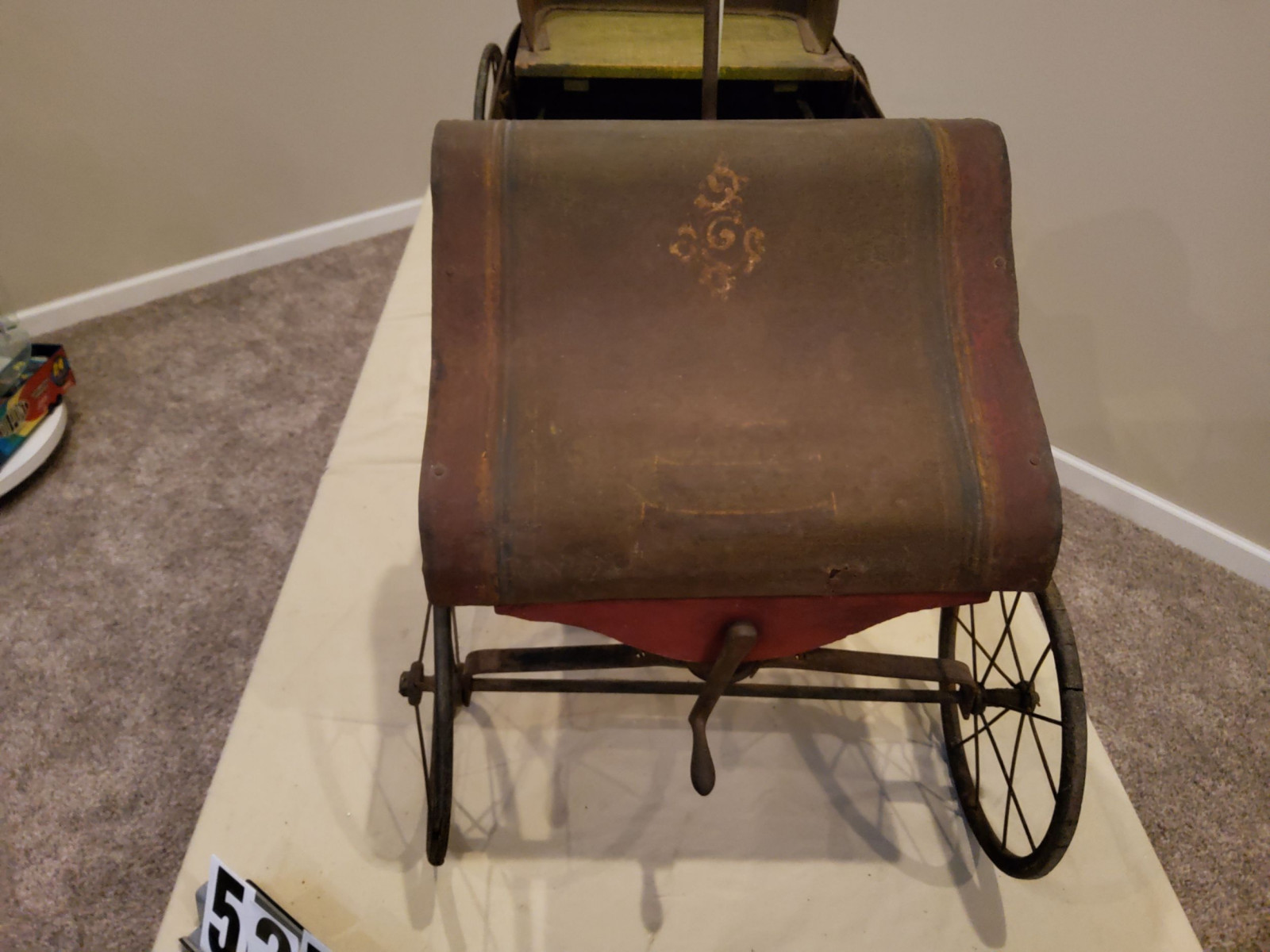 Early 1900's Pedal Car - Image 4