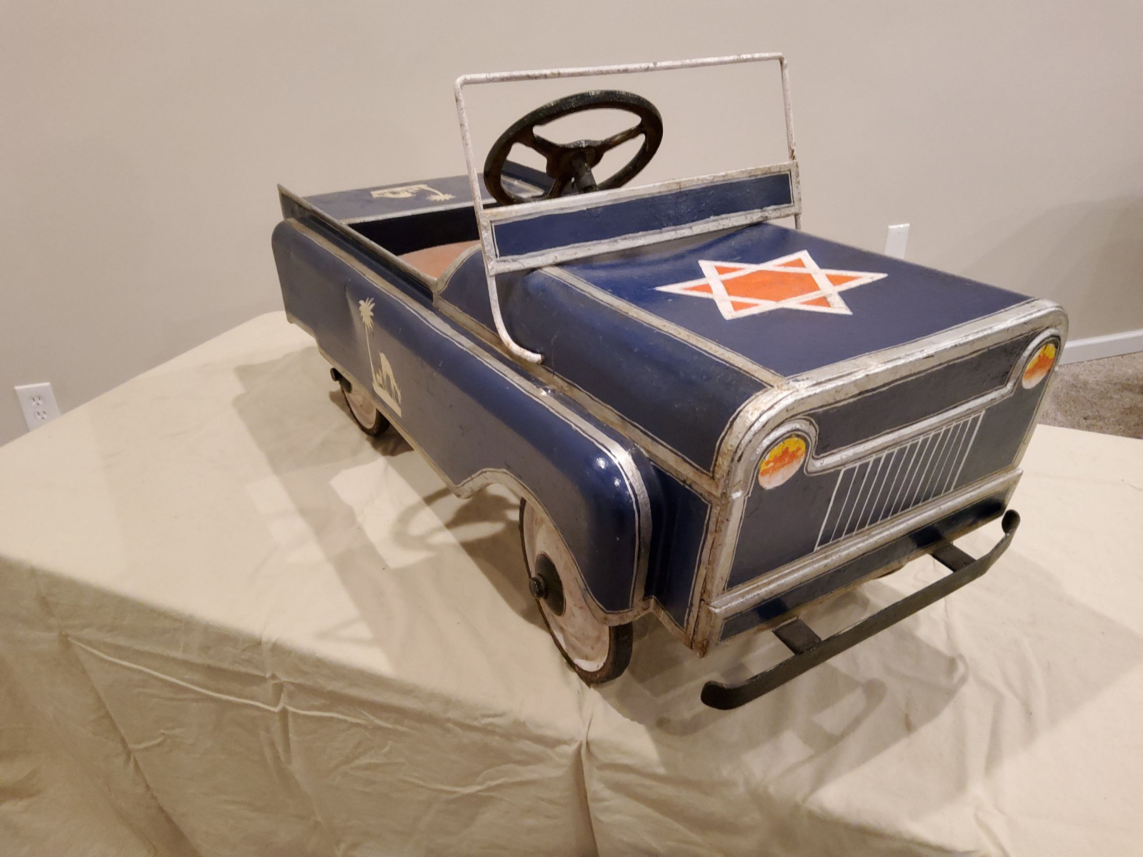 1963 Jeep Pedal Car - Image 5