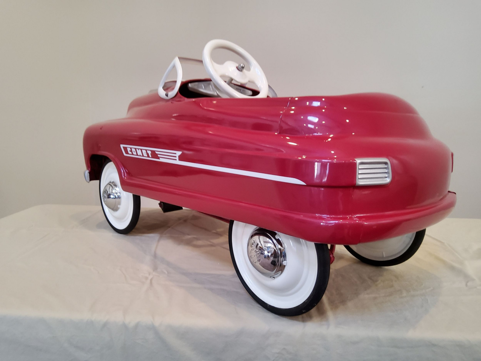 1949-54 Murray Comet Pedal Car - Image 4