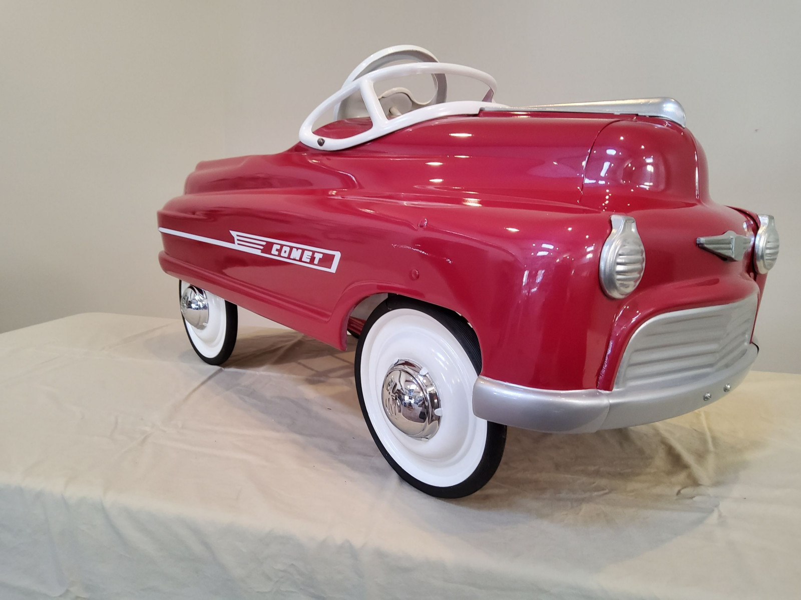 1949-54 Murray Comet Pedal Car - Image 6