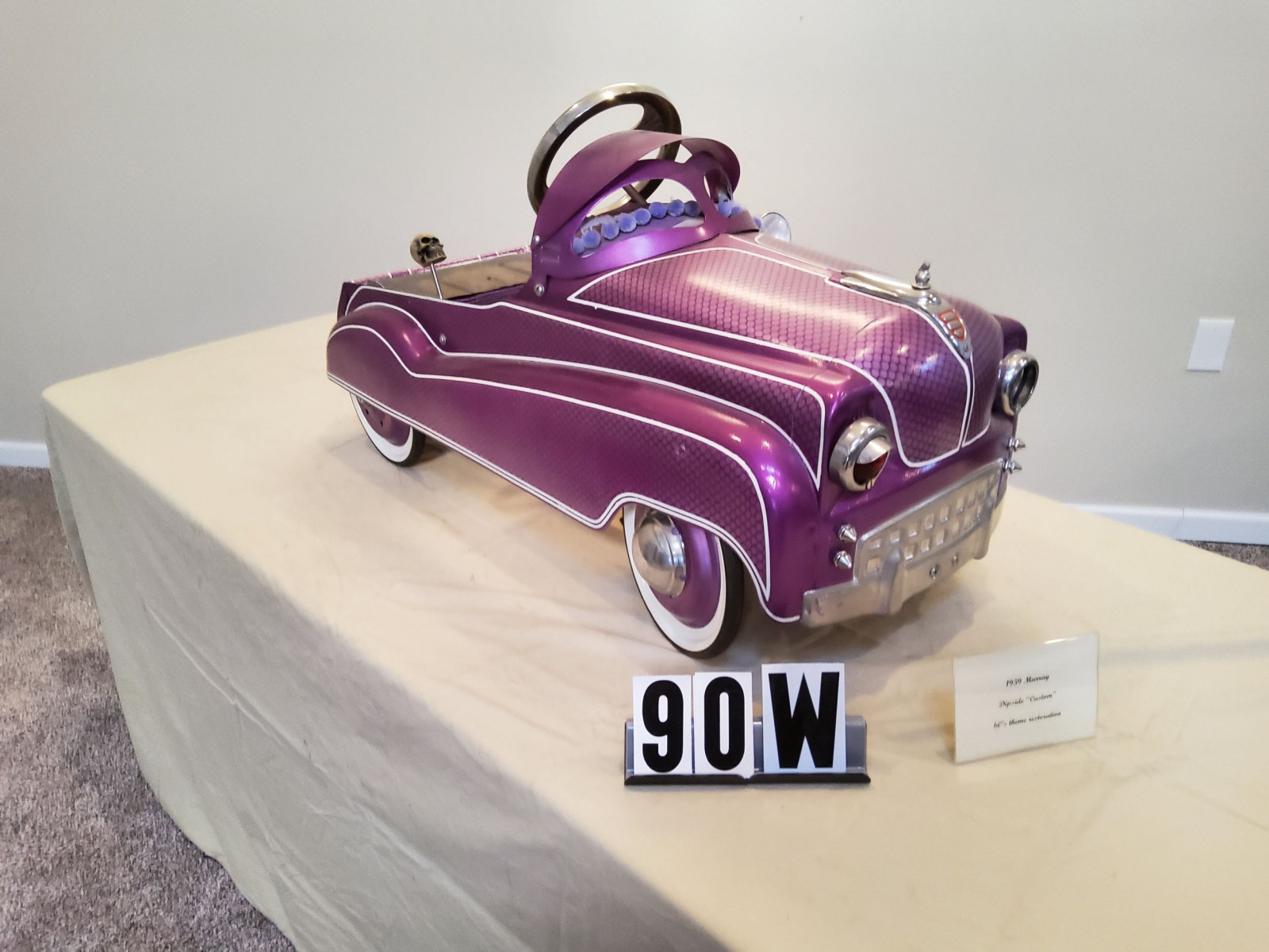 1959 Murray Dipside Custom Pedal Car - Image 2