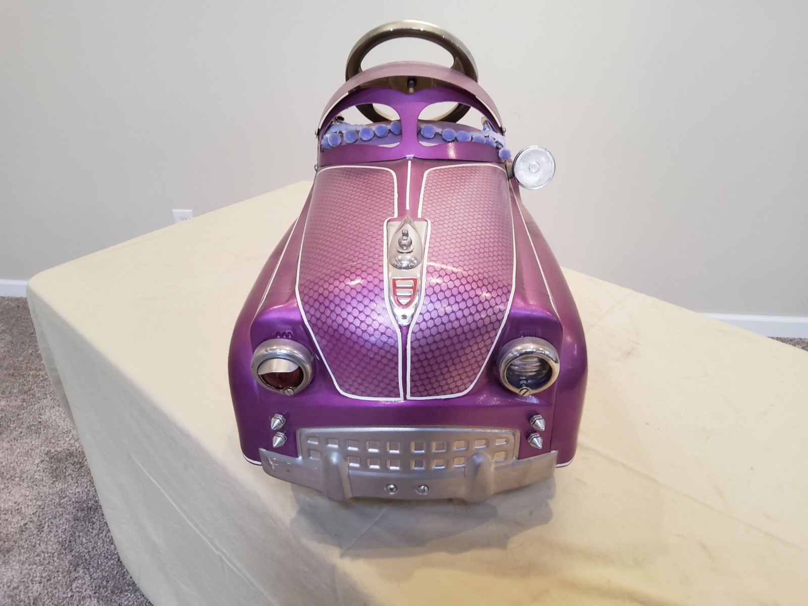 1959 Murray Dipside Custom Pedal Car - Image 4