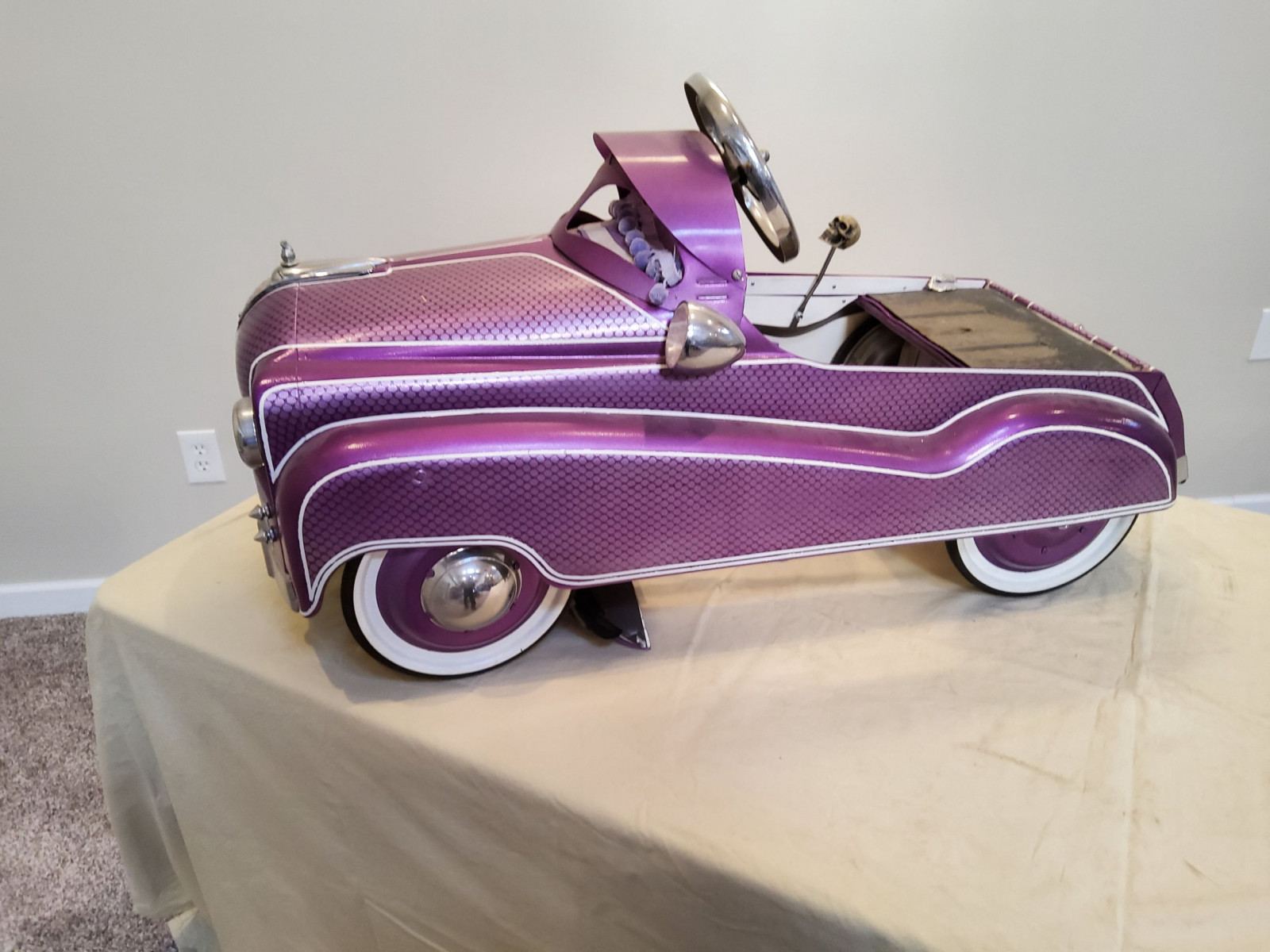 1959 Murray Dipside Custom Pedal Car - Image 5