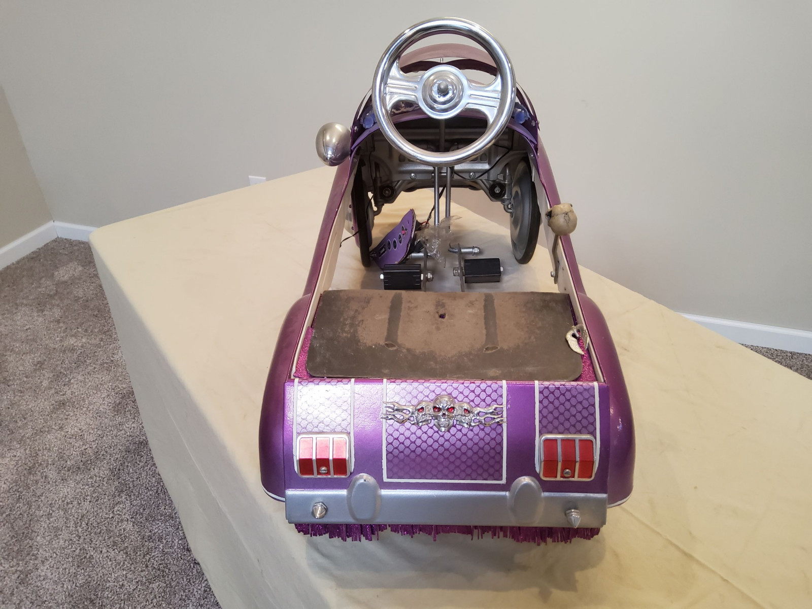1959 Murray Dipside Custom Pedal Car - Image 6