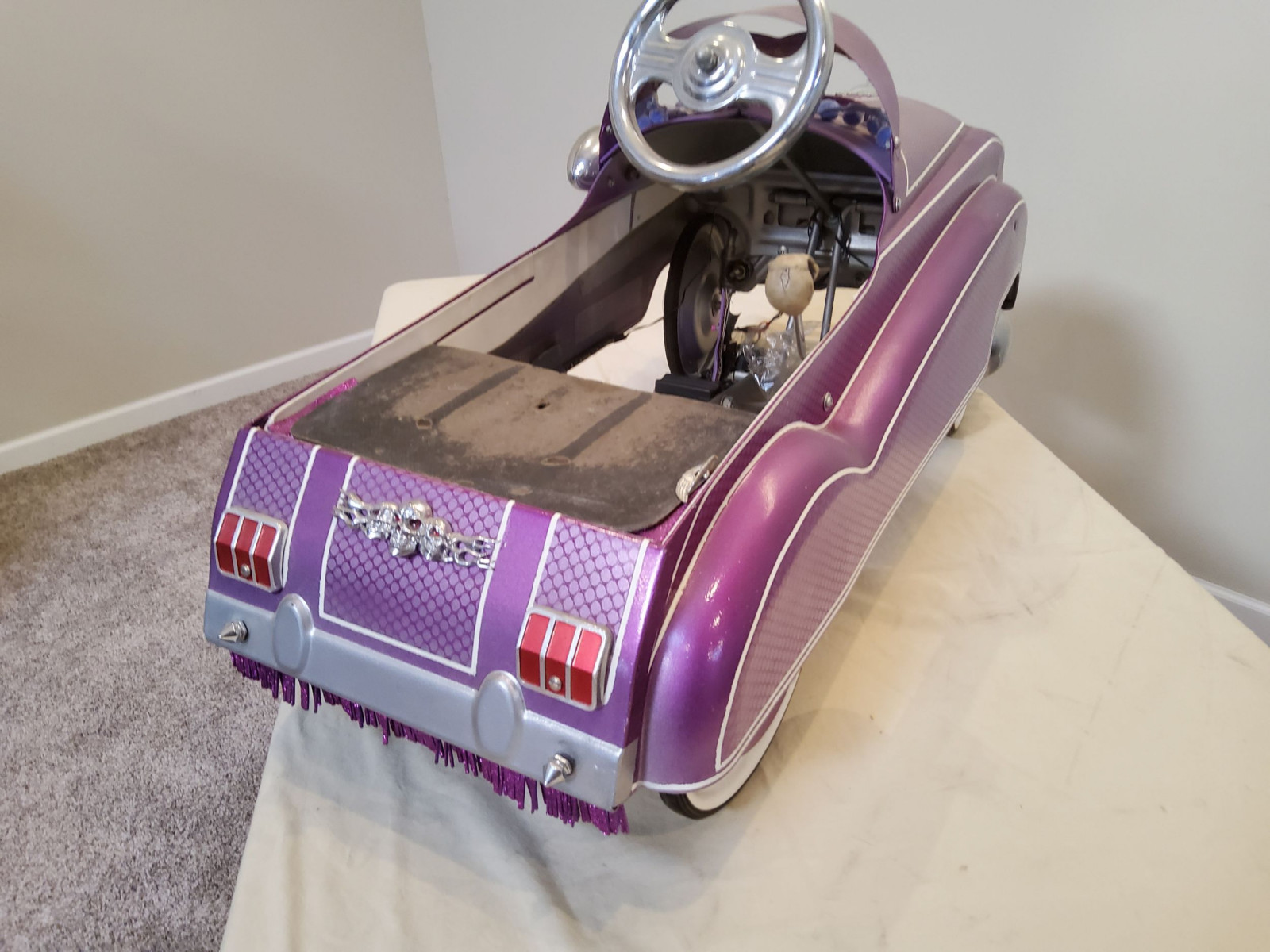 1959 Murray Dipside Custom Pedal Car - Image 7