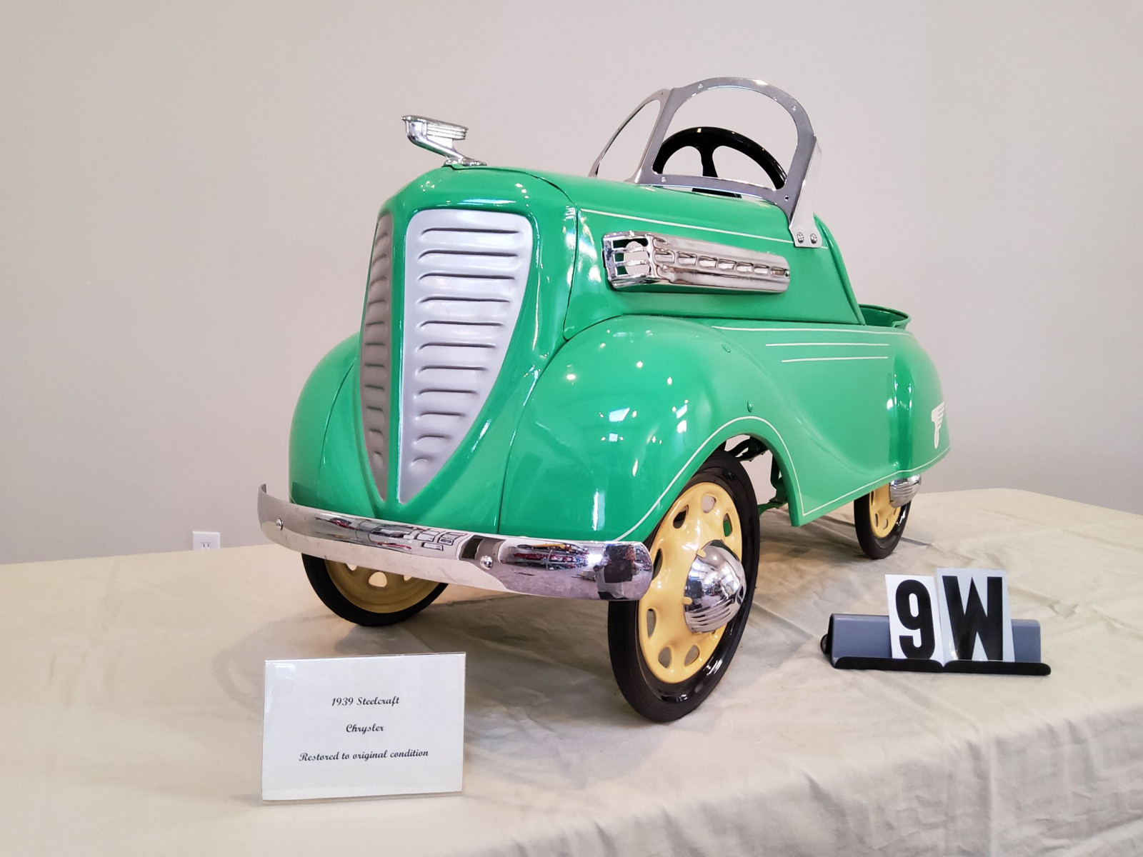 1939 Steelcraft Pedal Car - Image 2