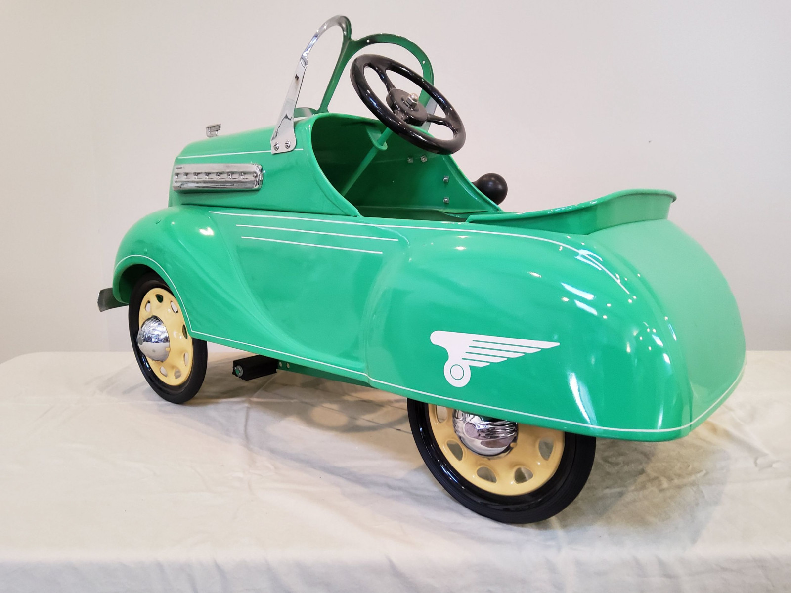 1939 Steelcraft Pedal Car - Image 4