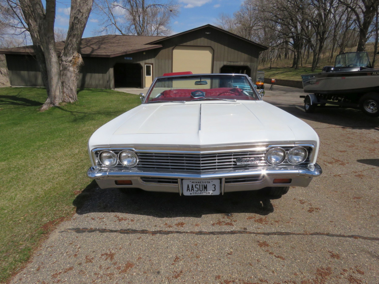 1966 Chevrolet Impala SS Convertible - Image 2