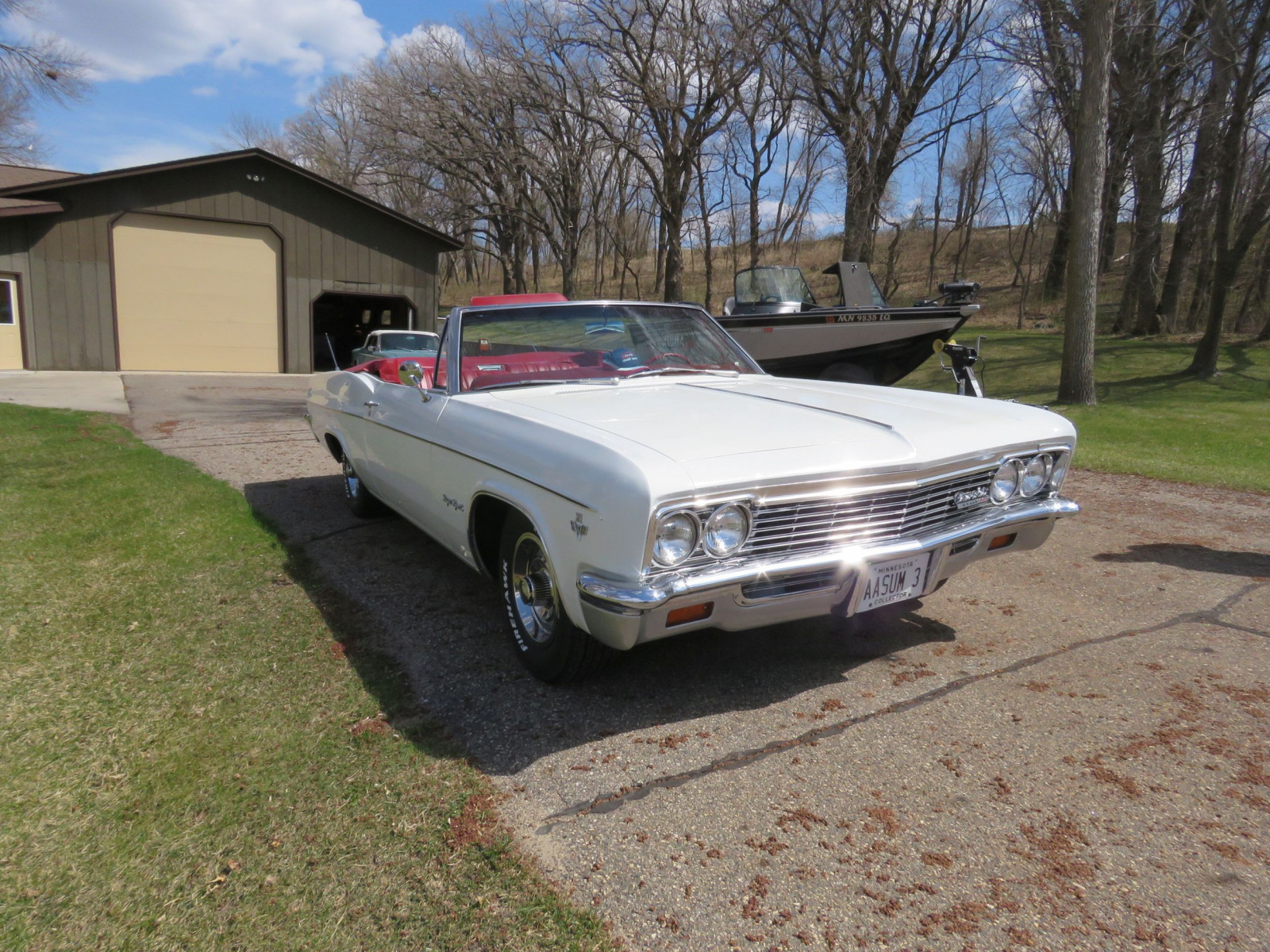 1966 Chevrolet Impala SS Convertible - Image 3