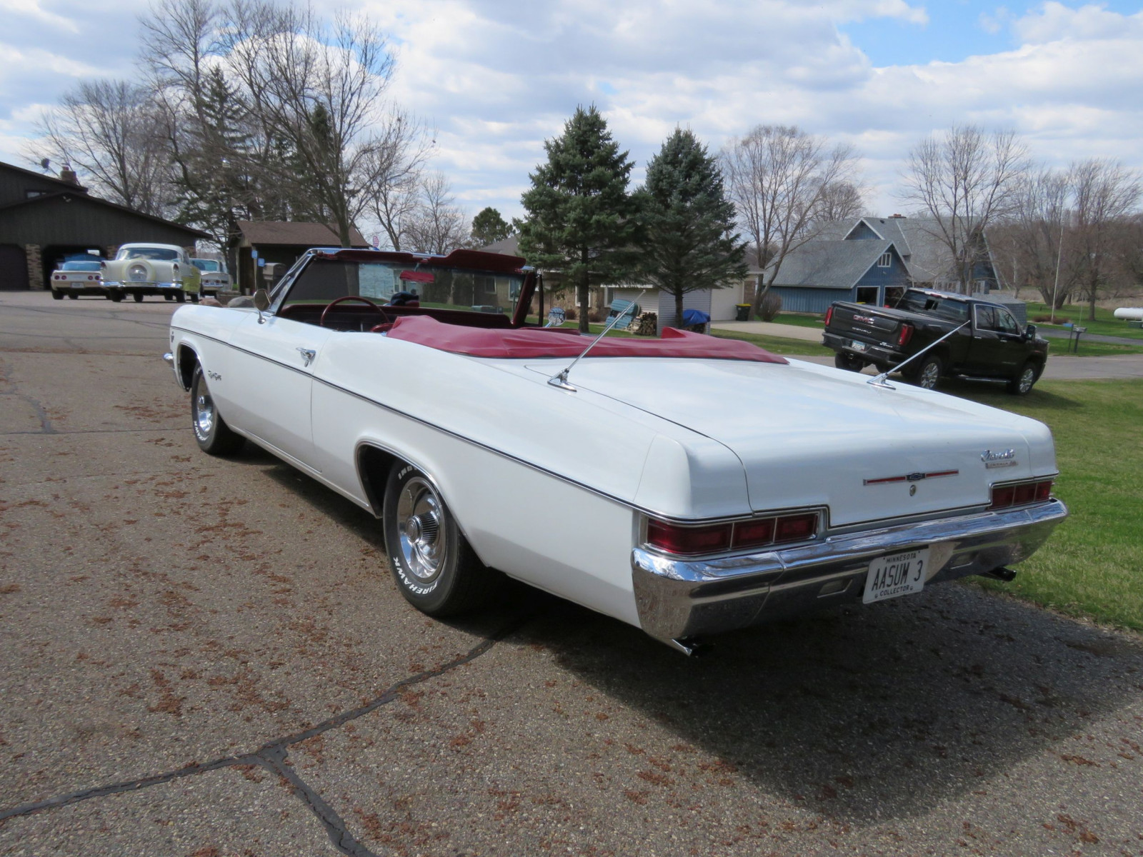 1966 Chevrolet Impala SS Convertible - Image 6