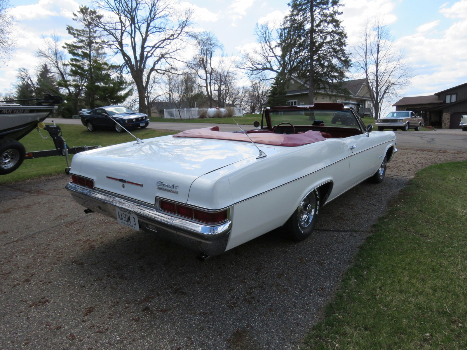 1966 Chevrolet Impala SS Convertible - Image 8