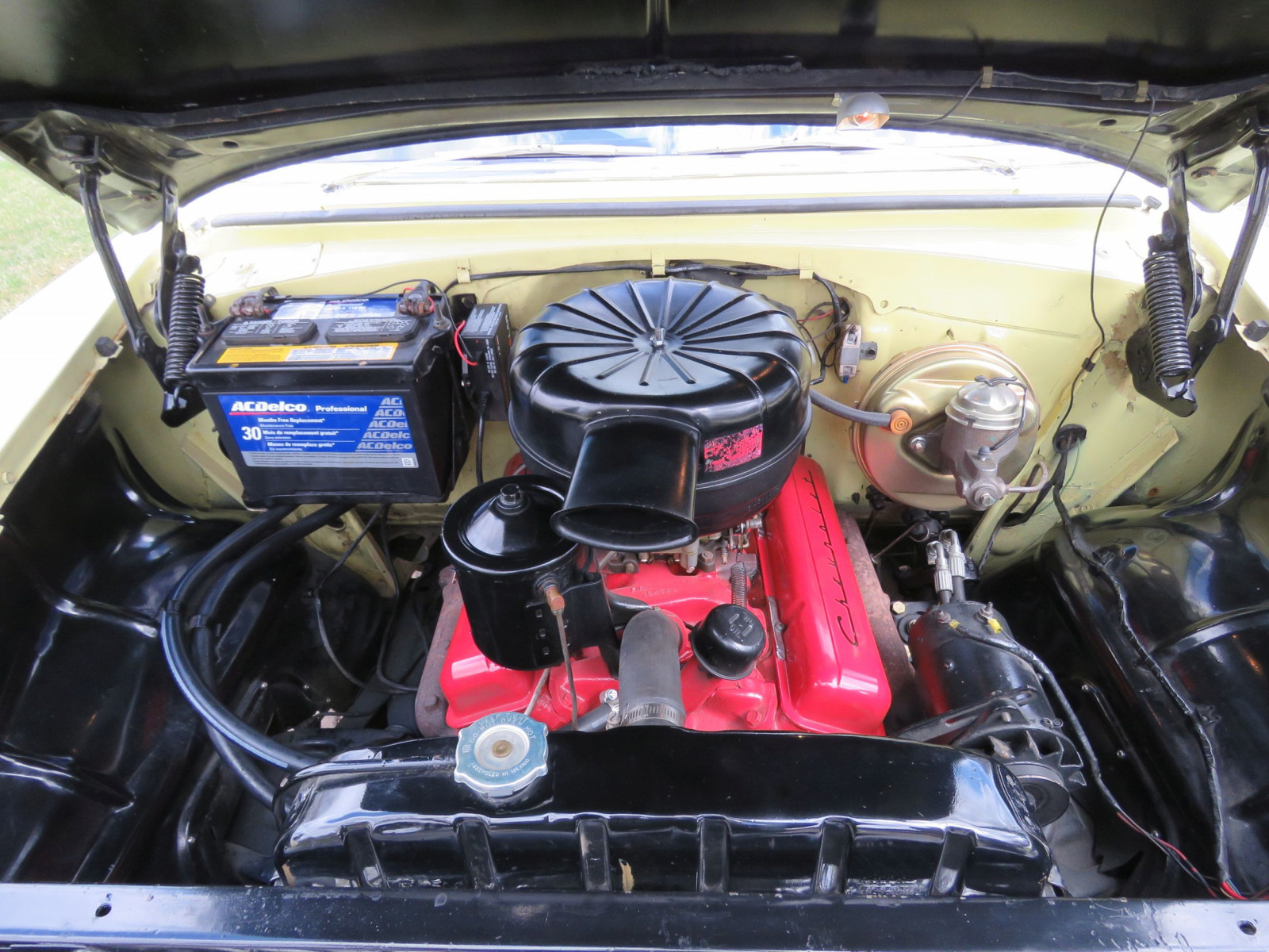 Beautiful 1955 Chevrolet Bel Air 2dr HT - Image 10