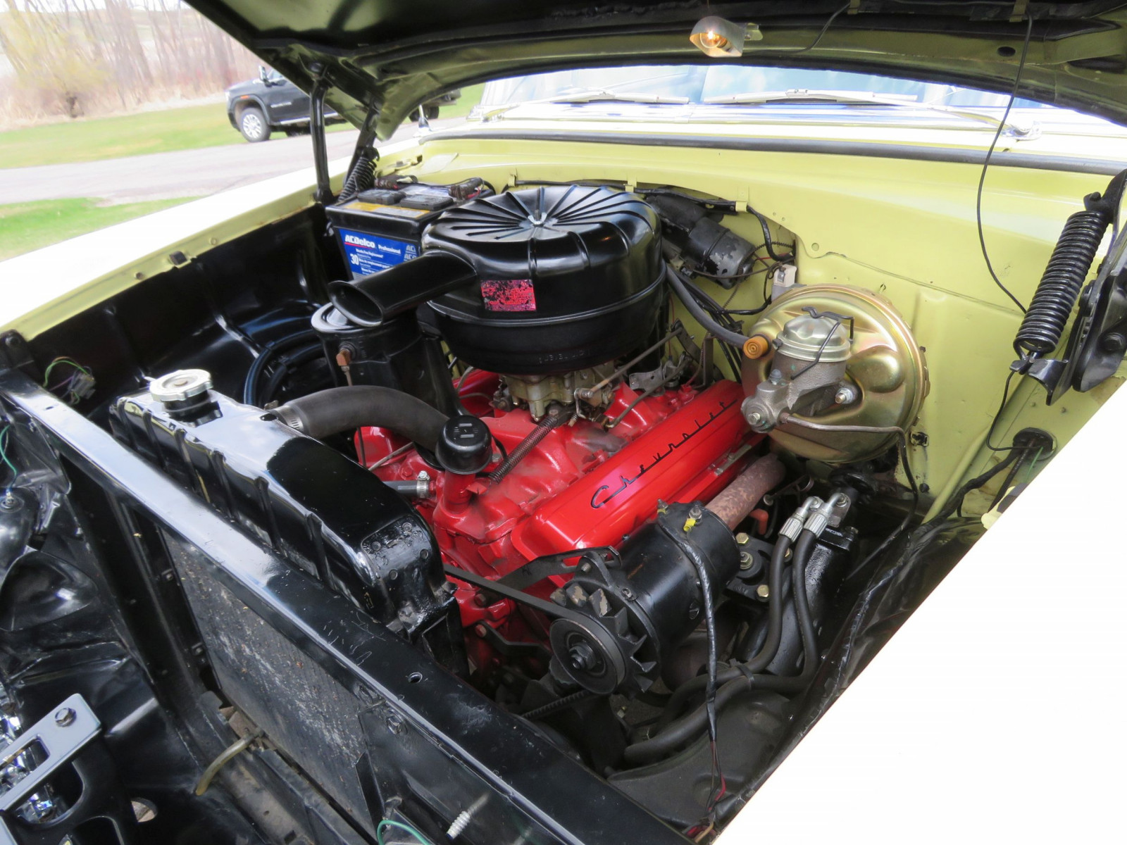Beautiful 1955 Chevrolet Bel Air 2dr HT - Image 12