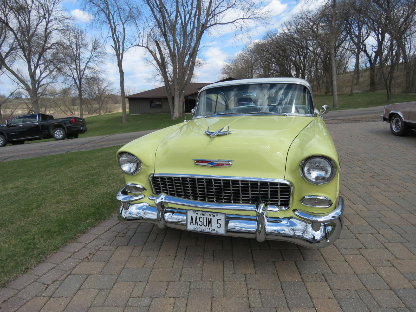 Beautiful 1955 Chevrolet Bel Air 2dr HT - Image 2