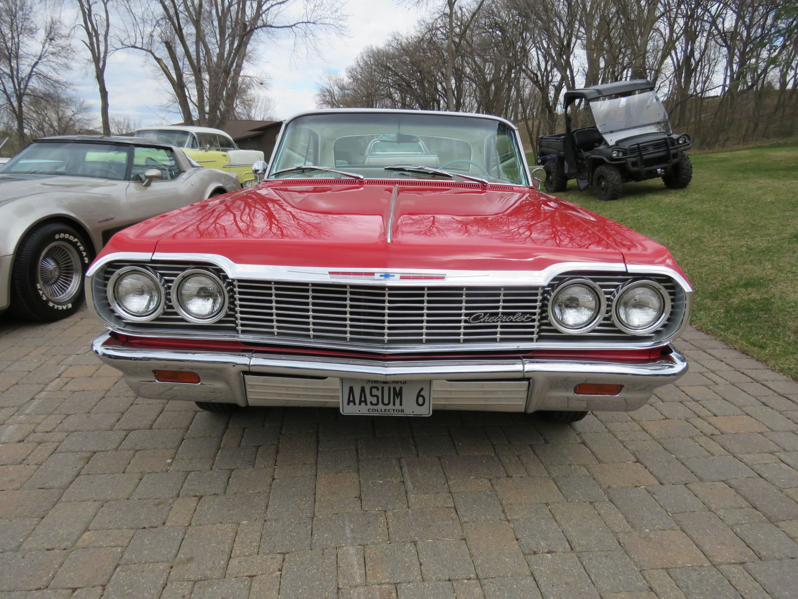 1964 Chevrolet Impala SS 2dr HT - Image 2