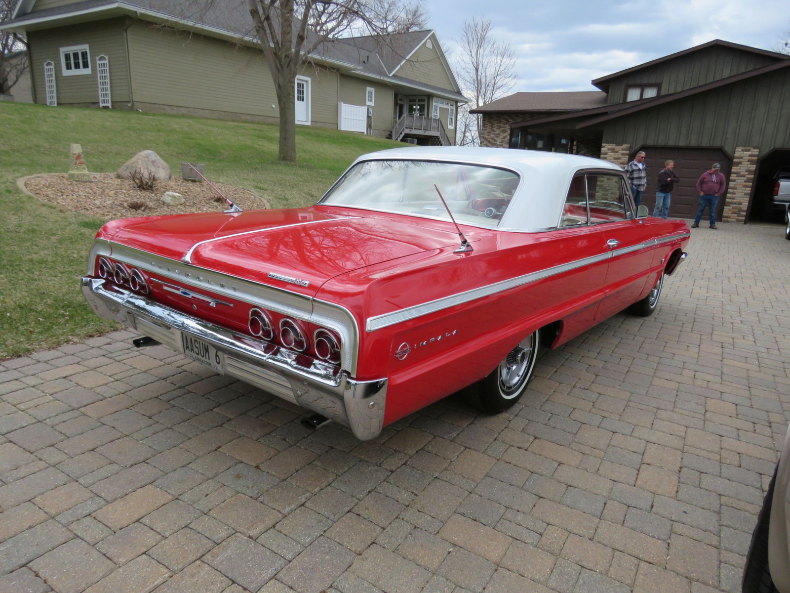 1964 Chevrolet Impala SS 2dr HT - Image 6
